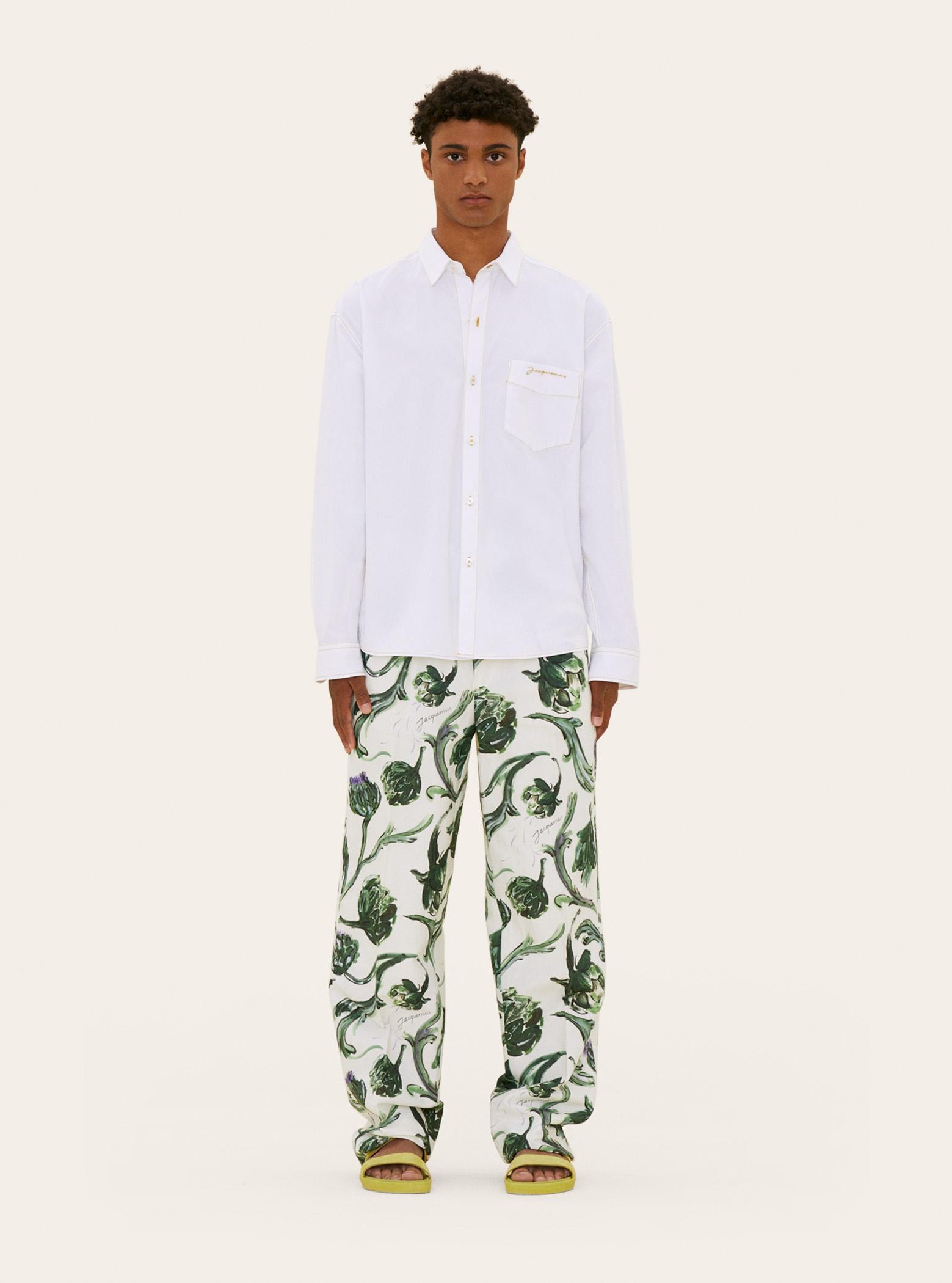 Le pantalon de costume