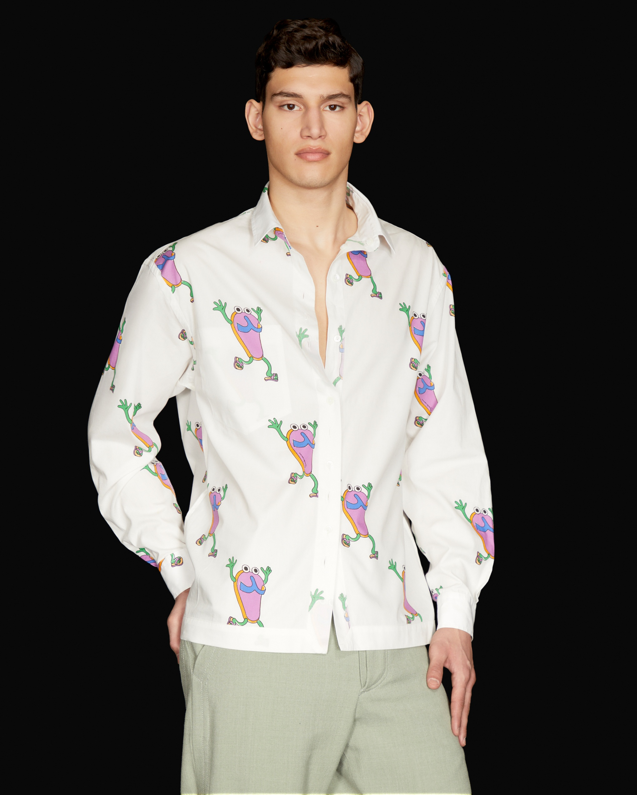 La chemise Jacques