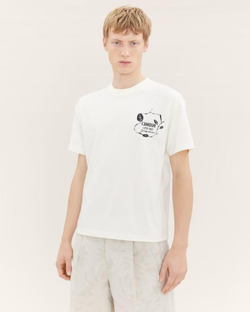 Le t-shirt L'amour