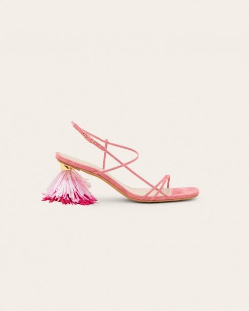 Les sandales Raphia