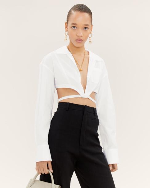 La chemise Laurier