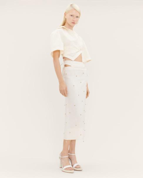 La jupe Blé