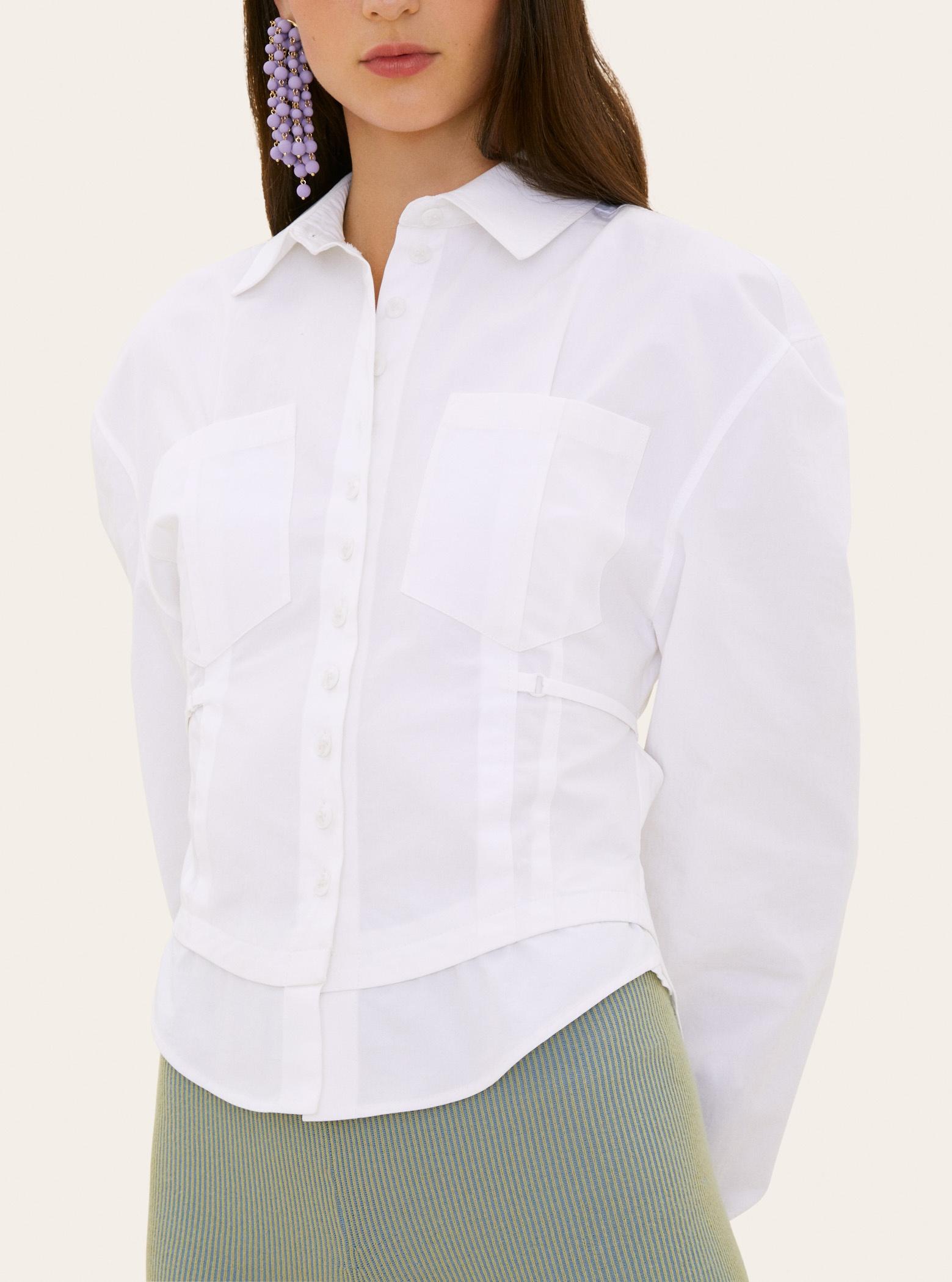 La chemise Cueillette