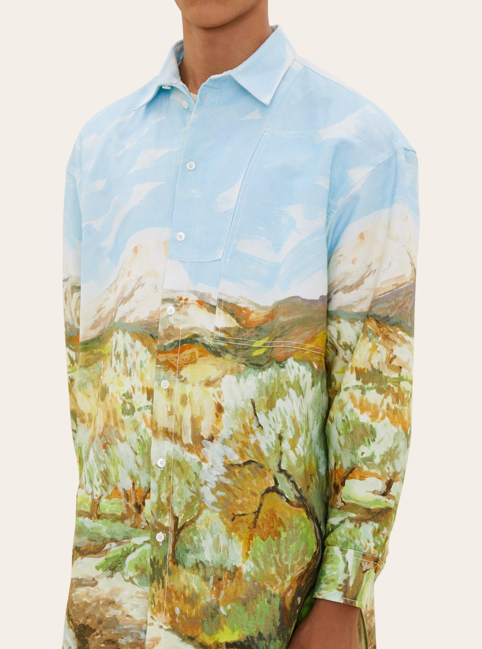 La chemise Paul