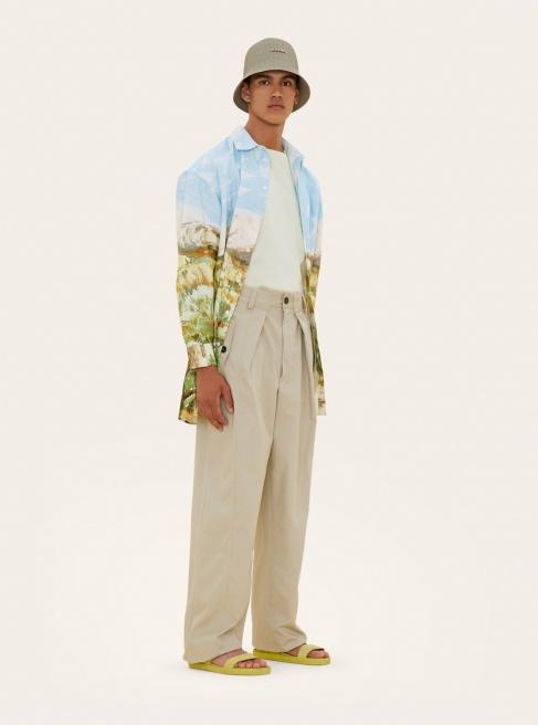 Le pantalon Lavandou