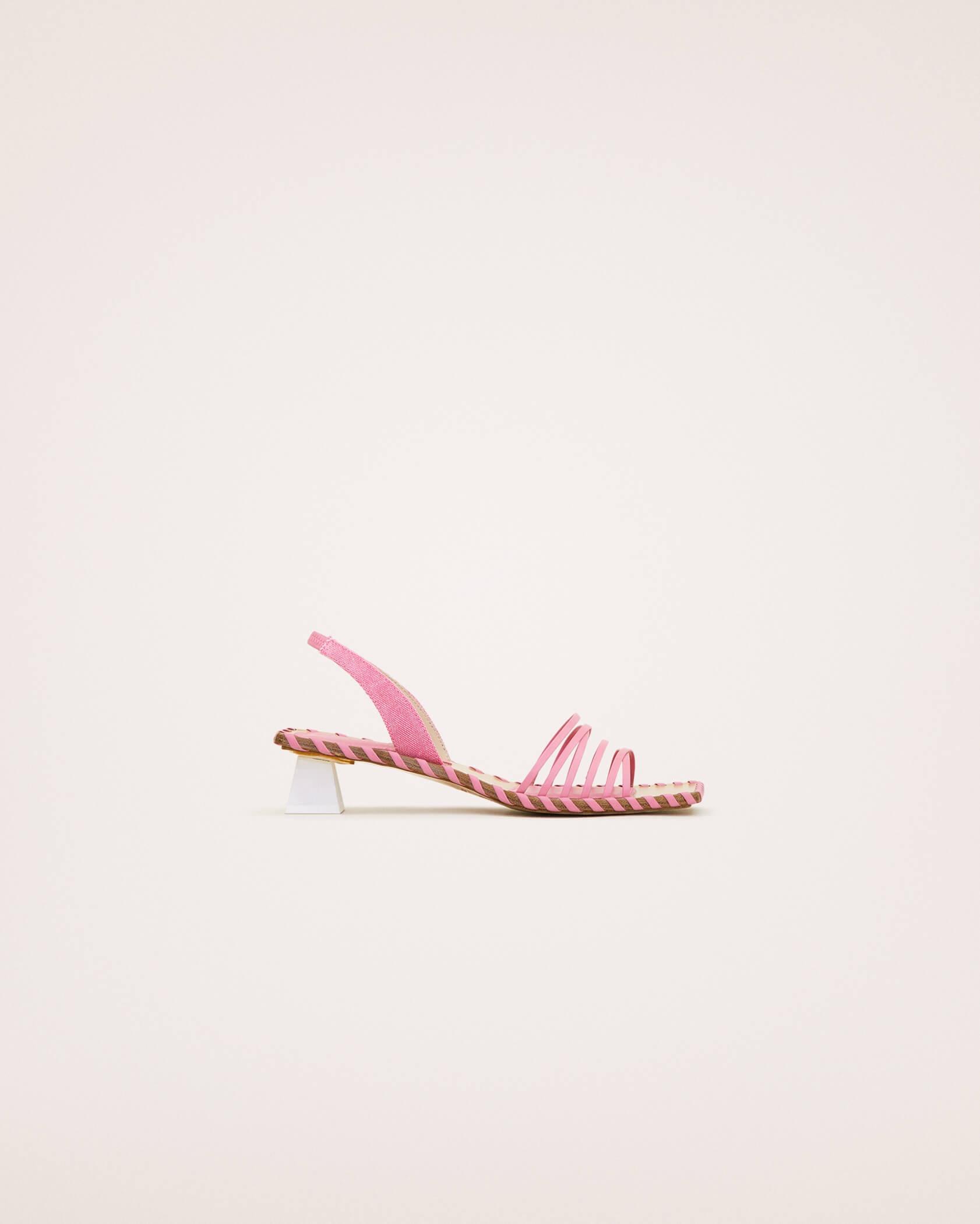 Les sandales Valerie