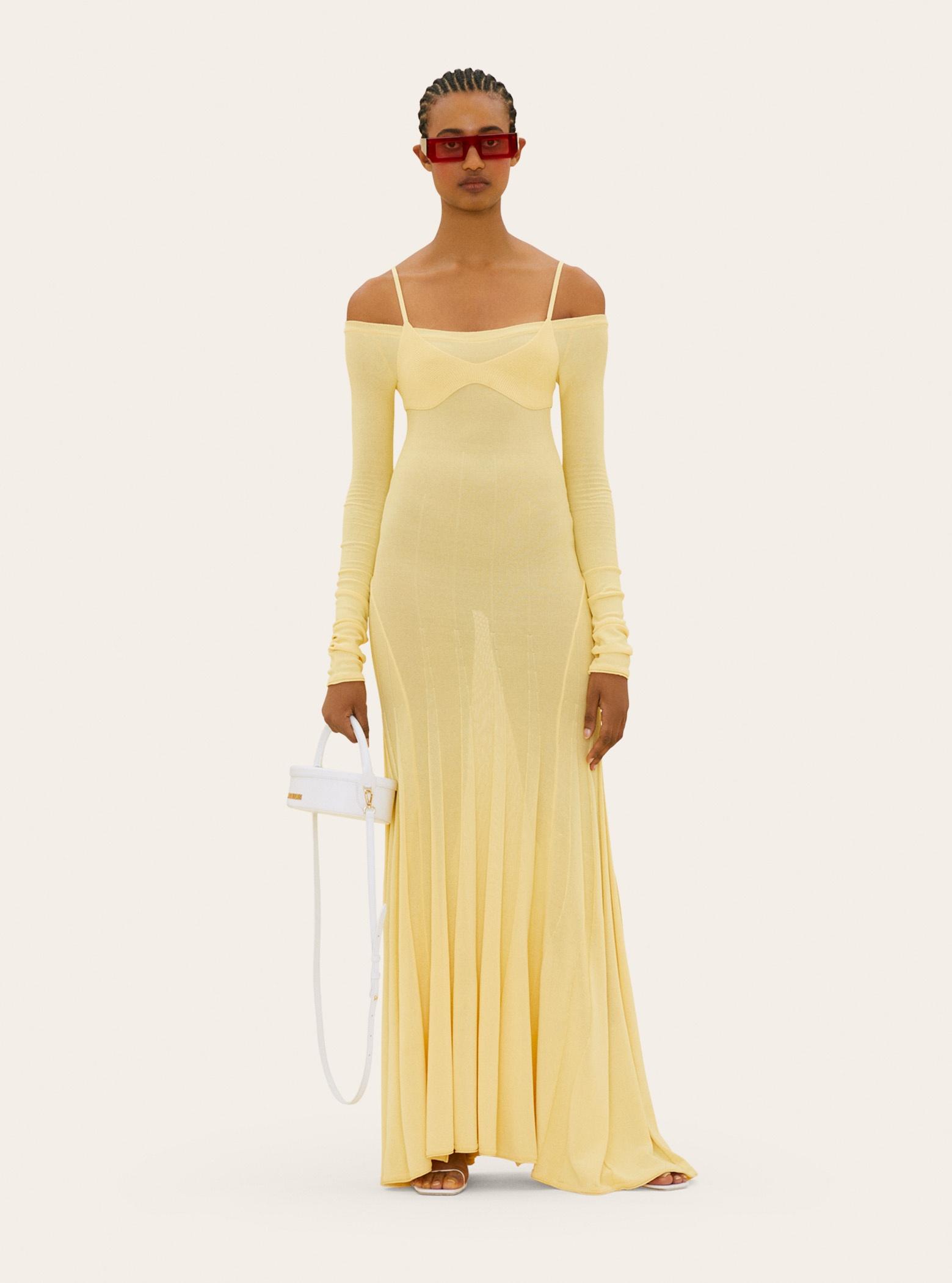 La robe maille Valensole