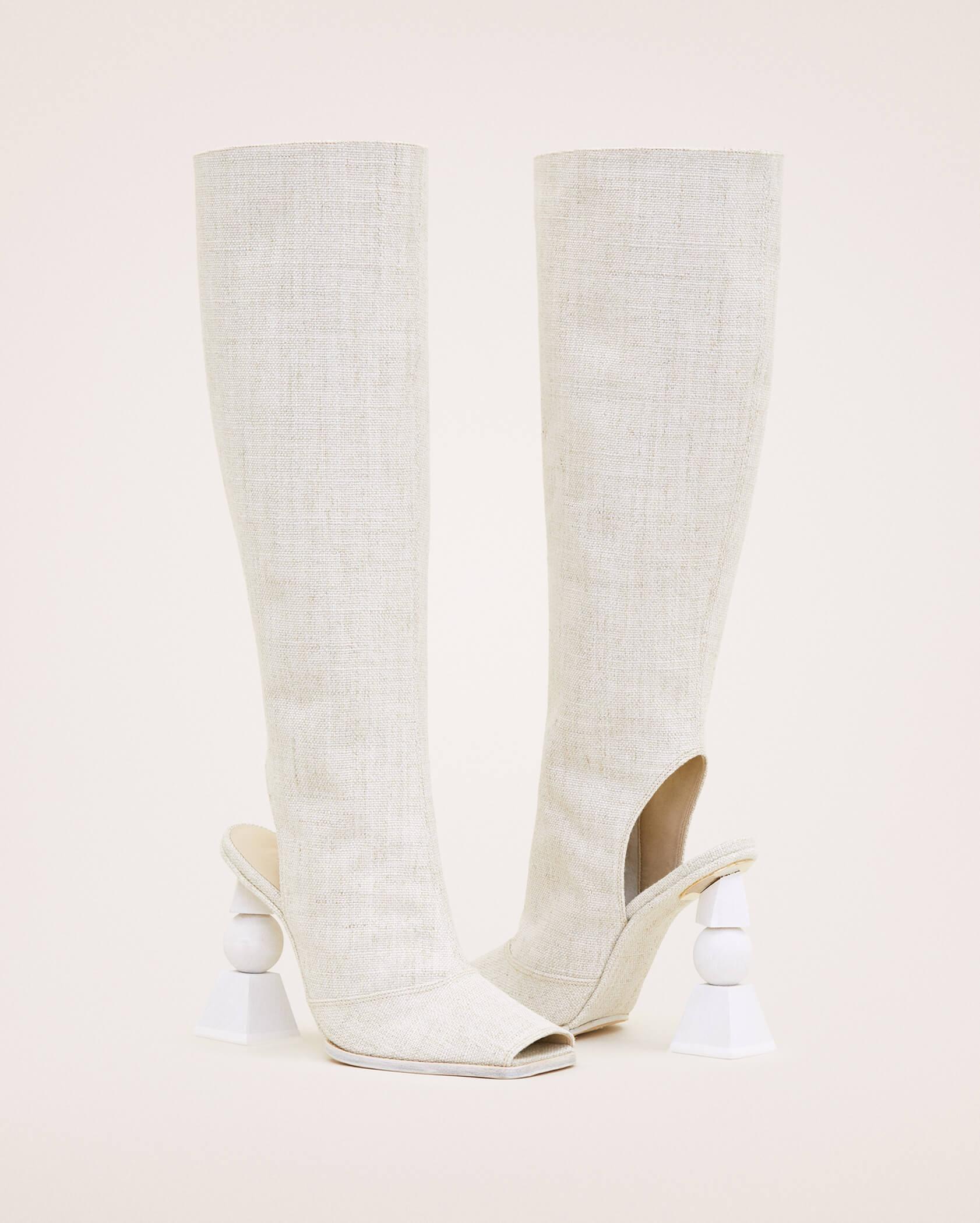 Les bottes Olive