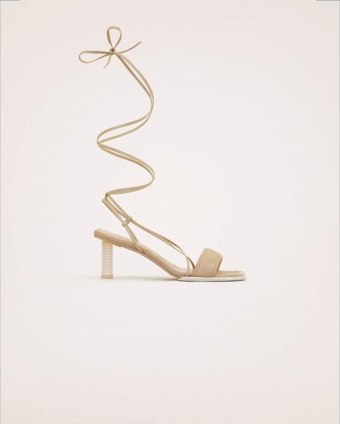 Les sandales Adour