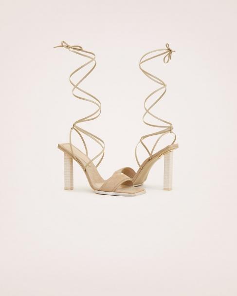 Les sandales Adour hautes