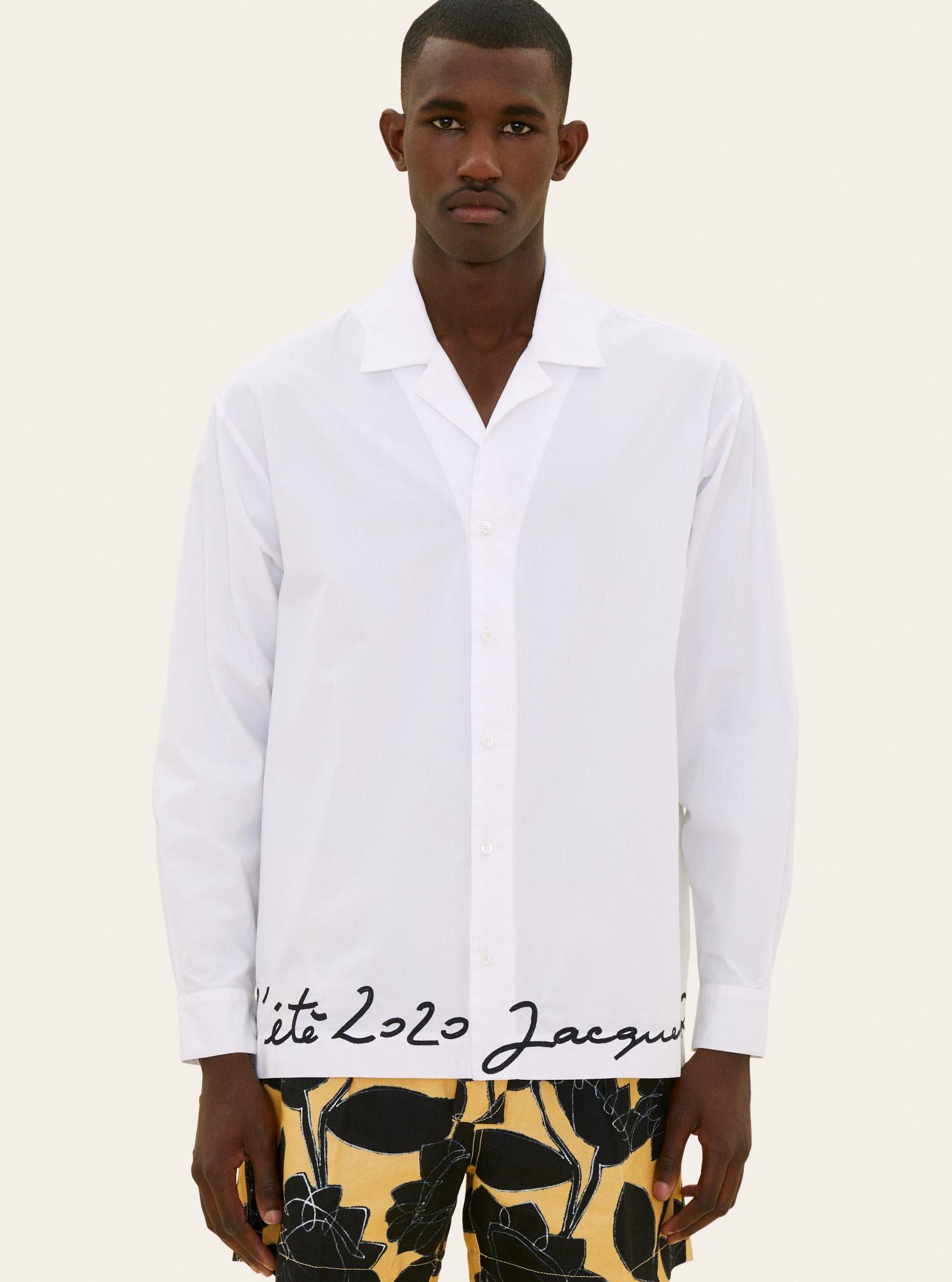 La chemise Coup de Soleil