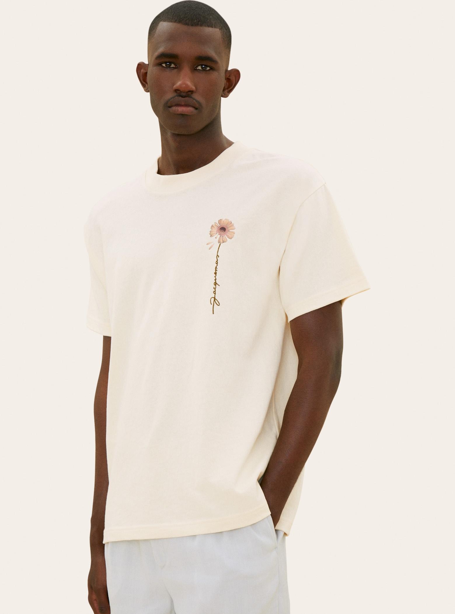 Le t-shirt Fleur
