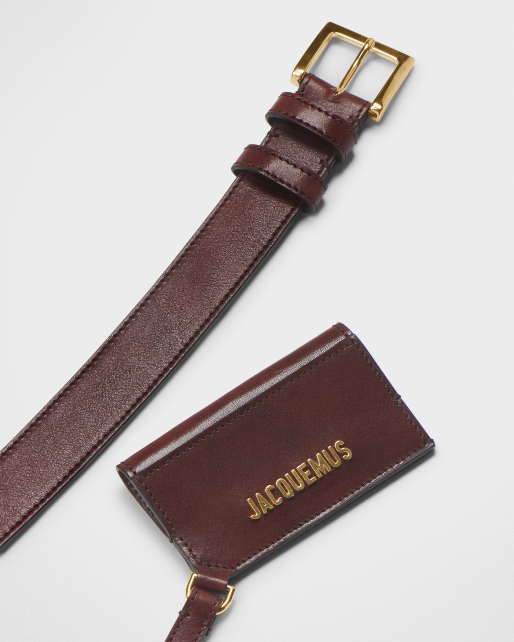 La ceinture porte cartes