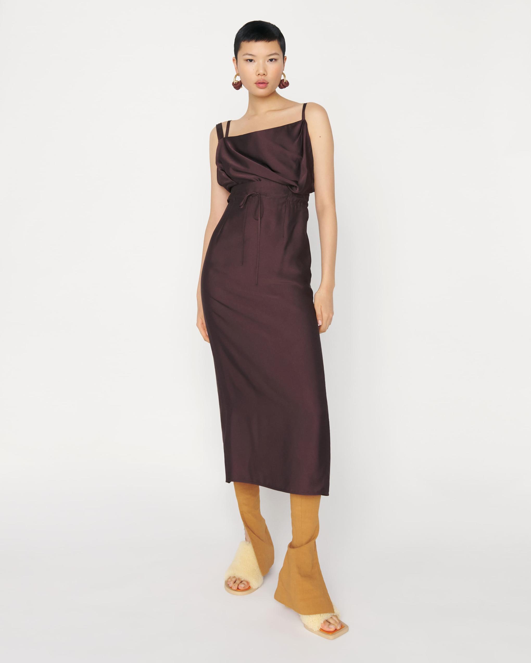 La robe Tablier
