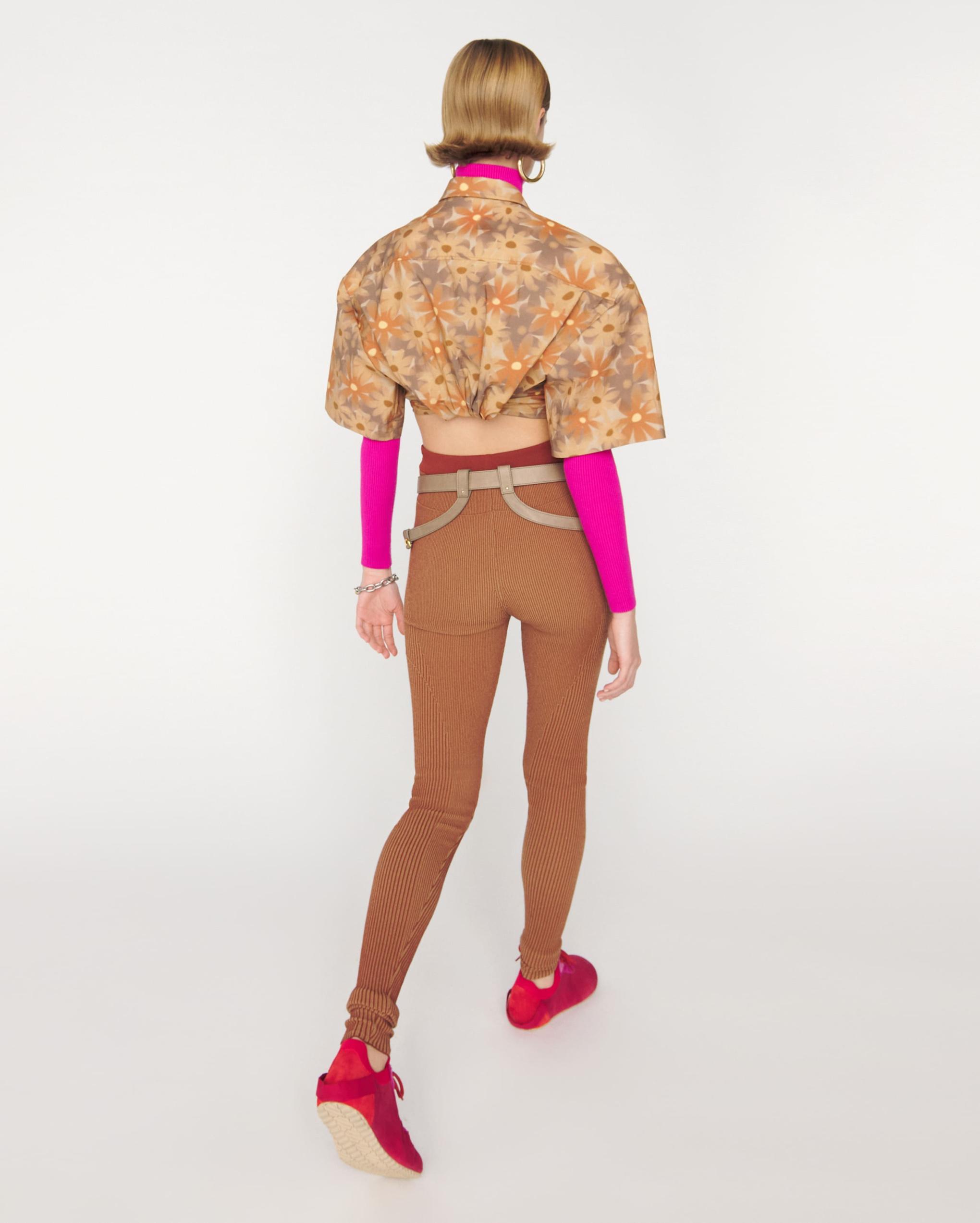 Le legging Arancia