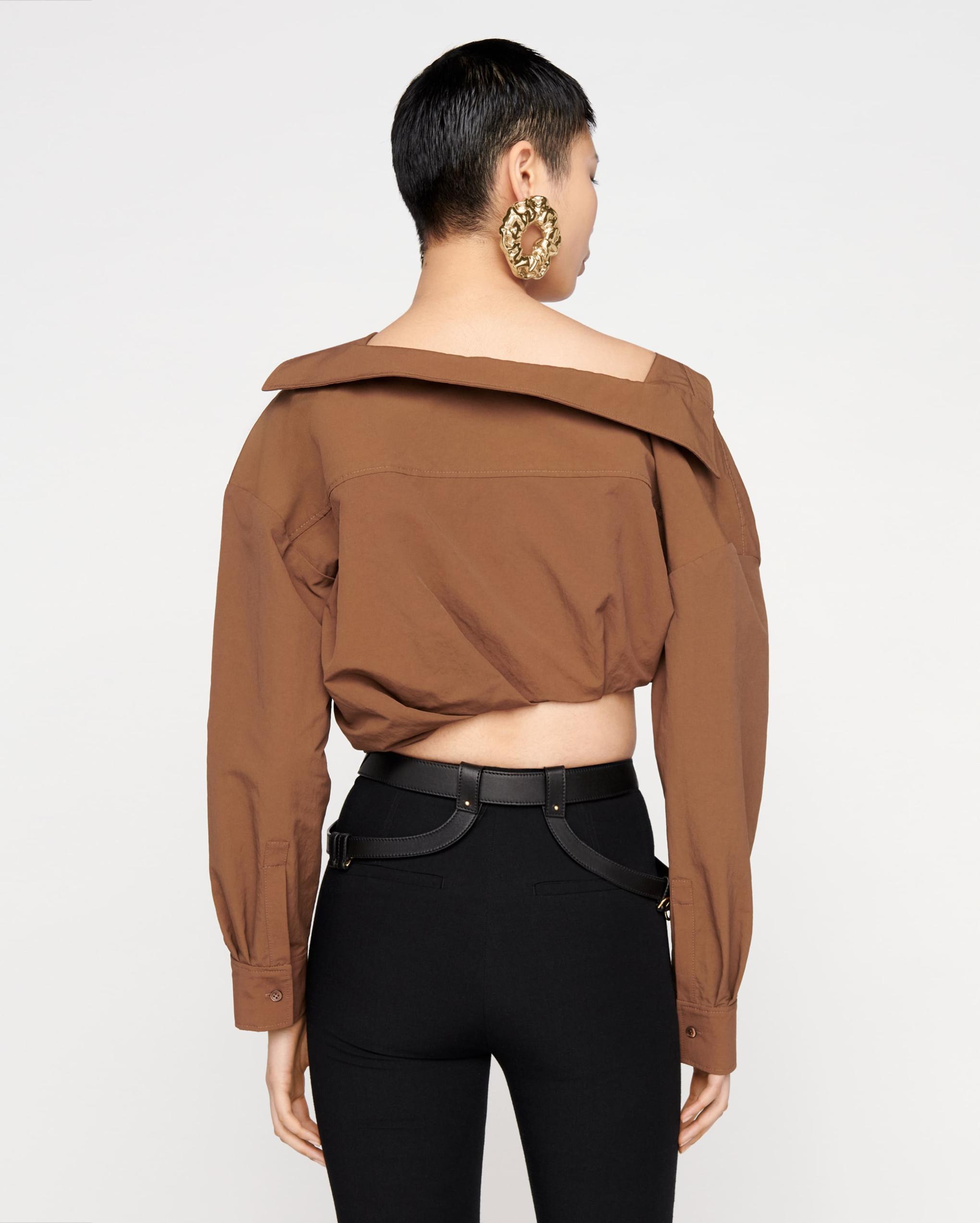 La chemise Mejean