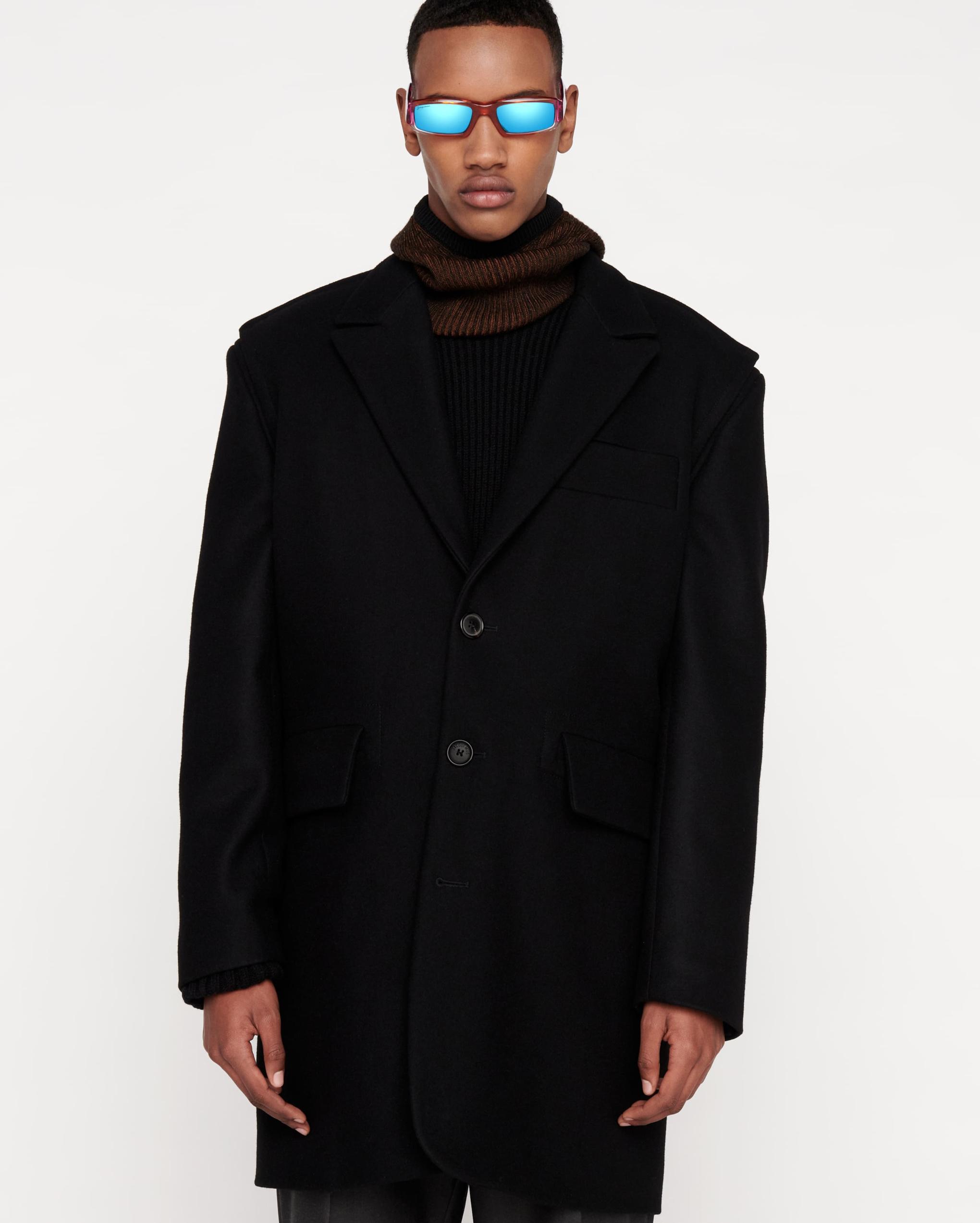Le manteau Valdu
