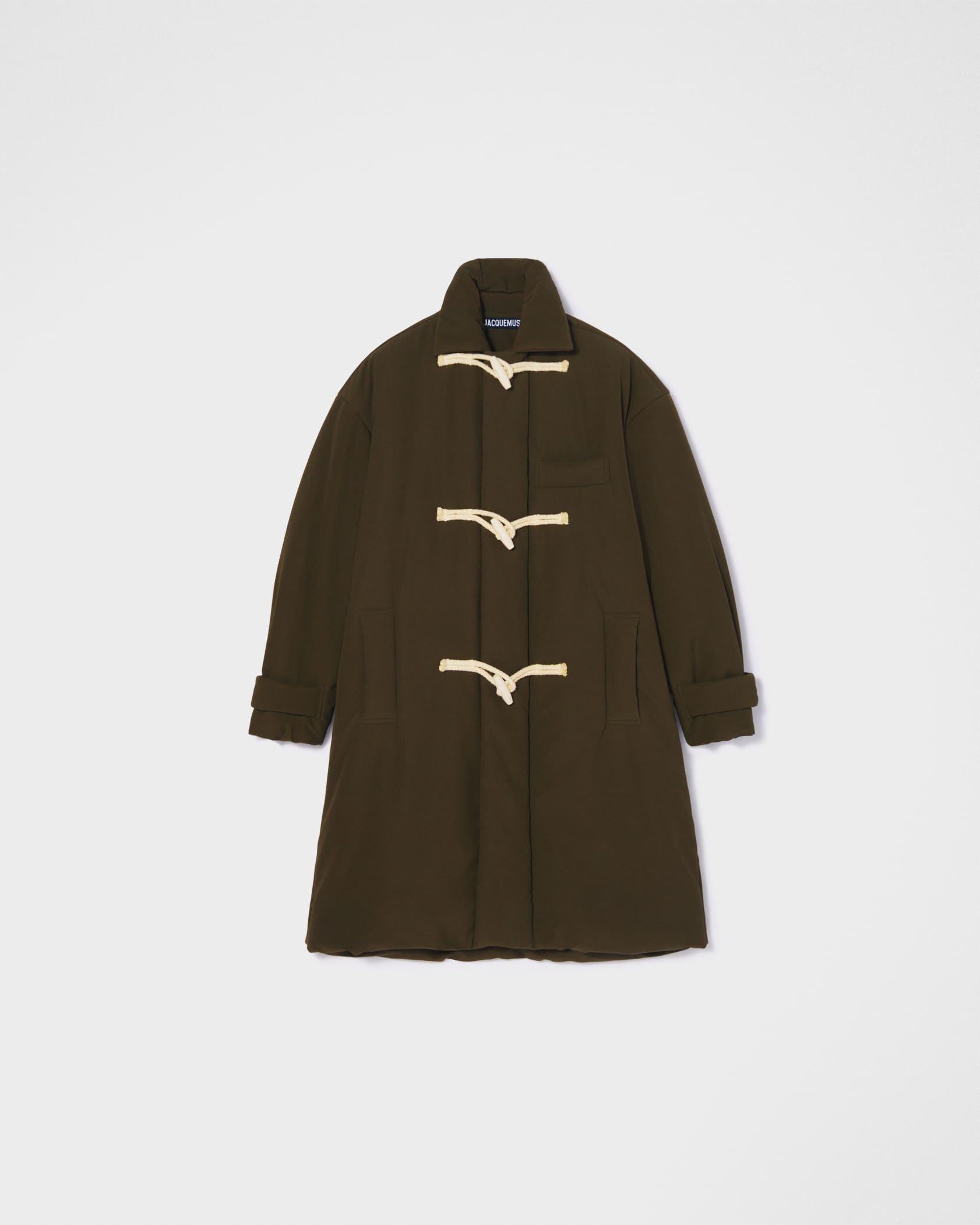 Le manteau Doudoune