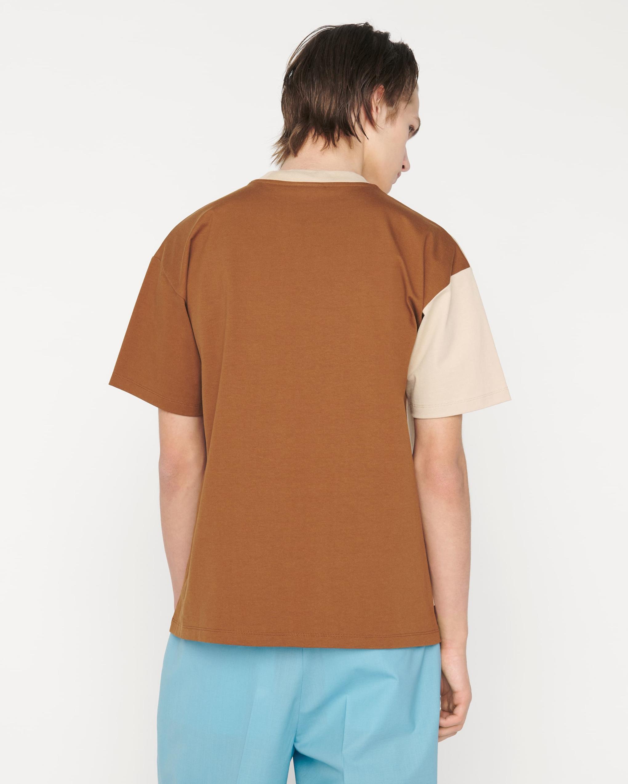 Le double T-shirt