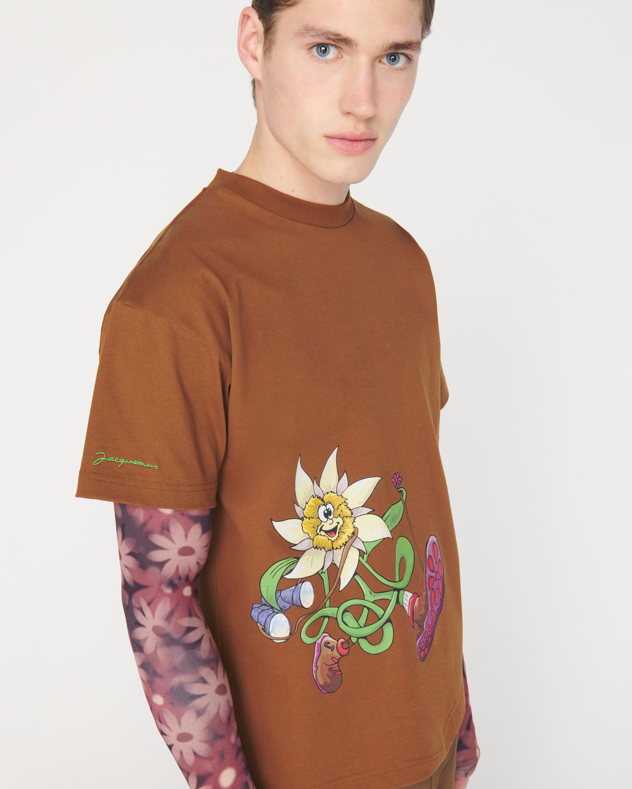 Le t-shirt Randonnée