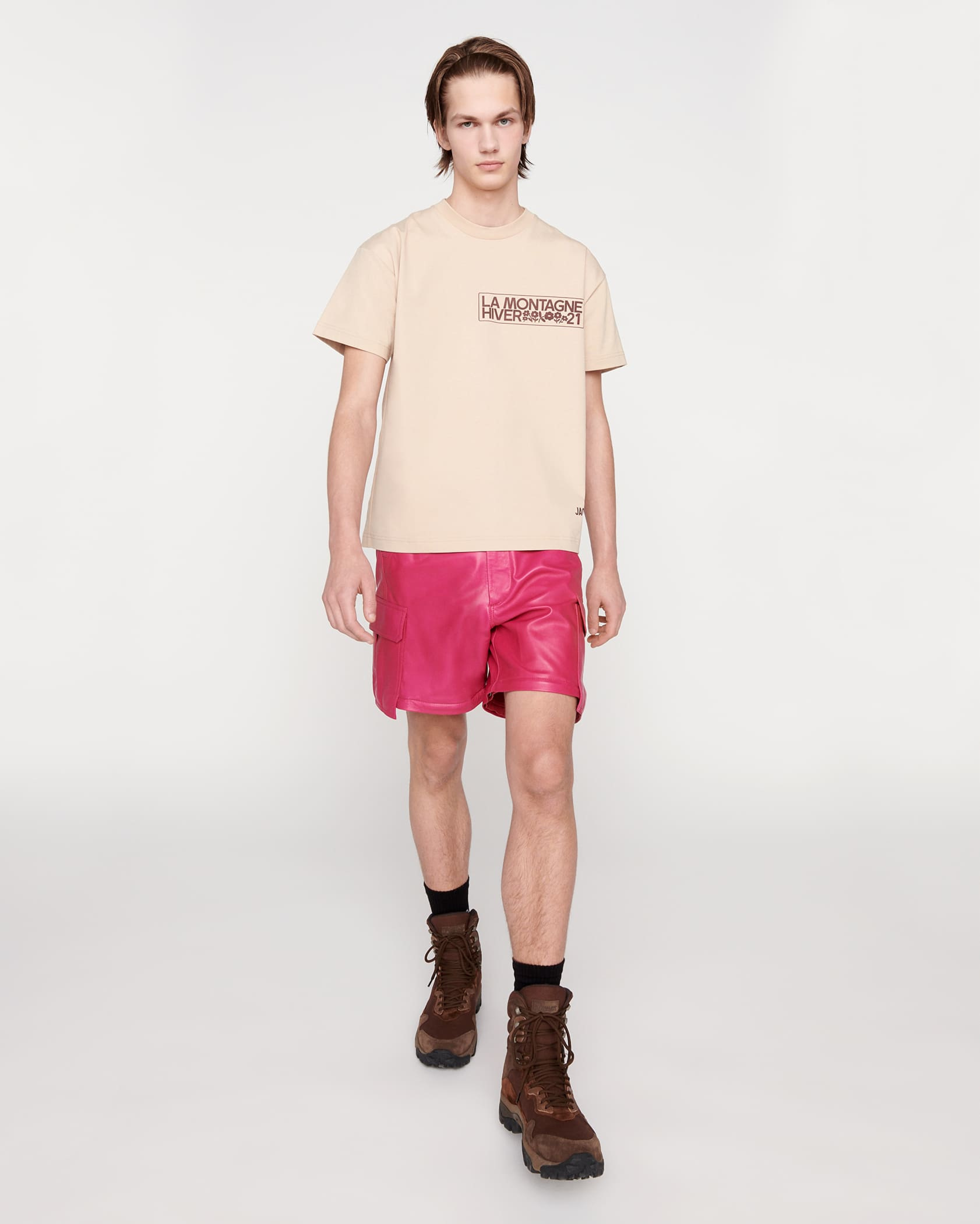 Le t-shirt Montagne