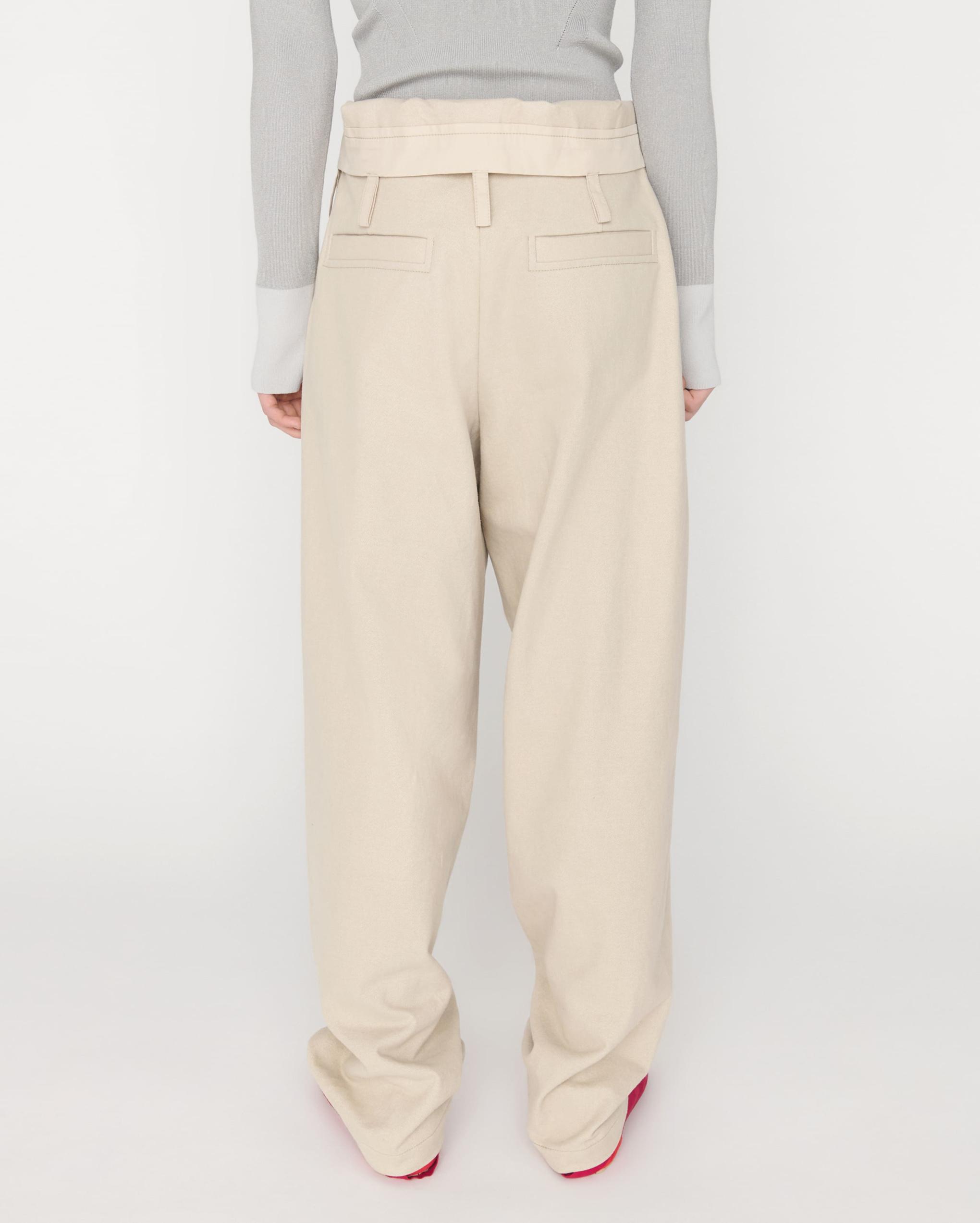 Le pantalon Asao