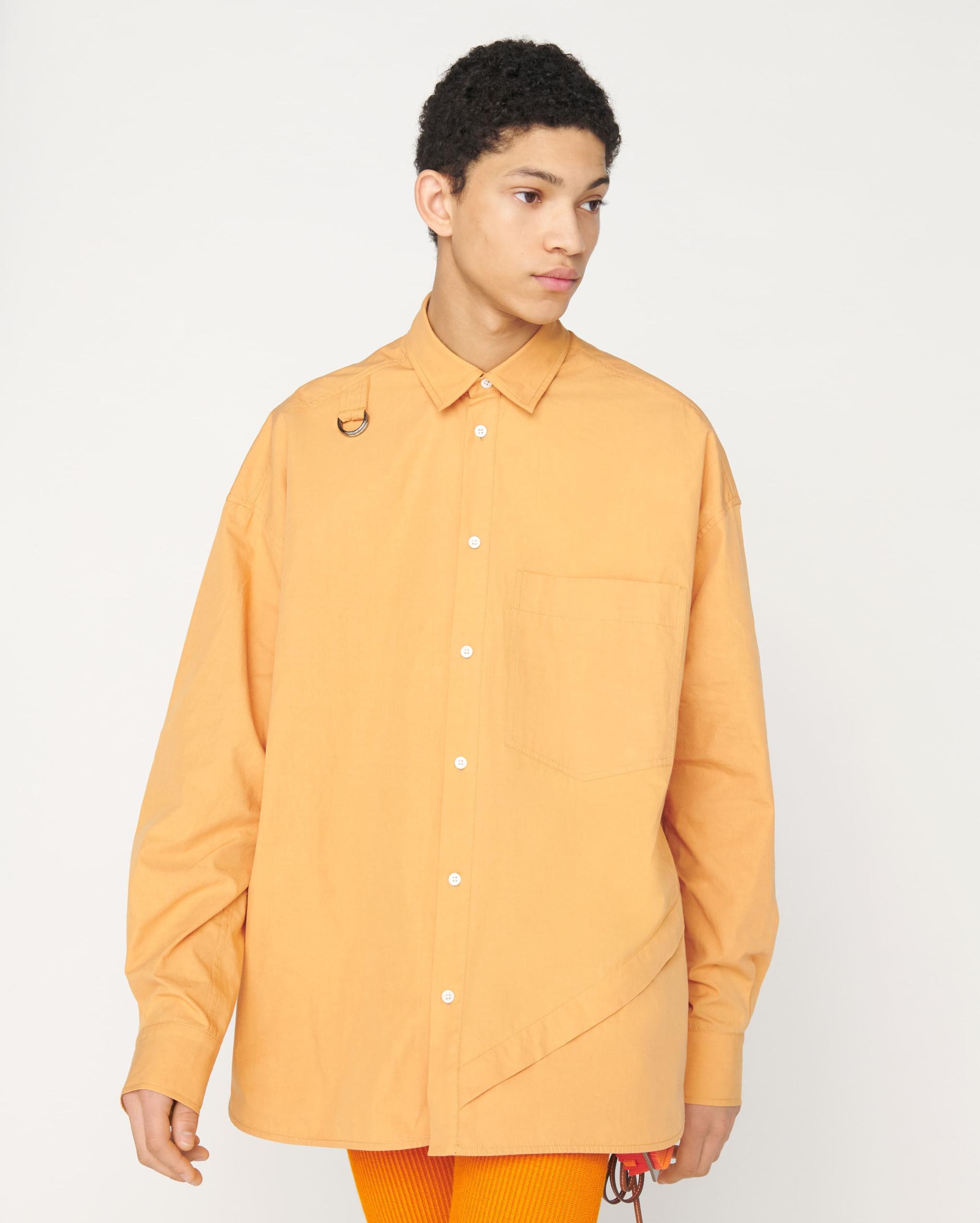 La chemise Banane