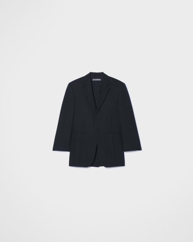 La veste d'homme