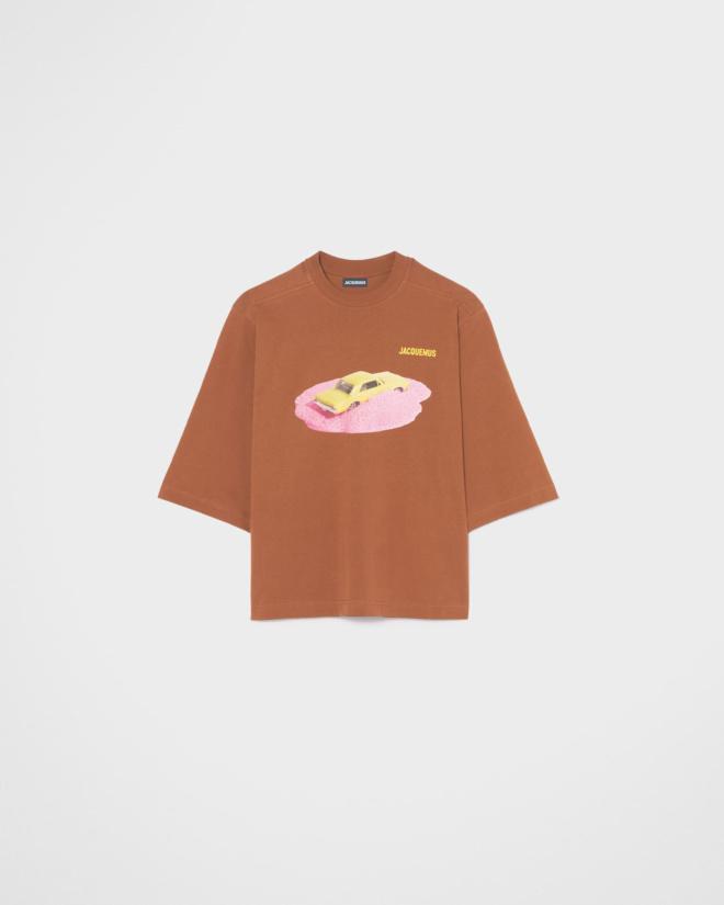 Le t-shirt Voiture