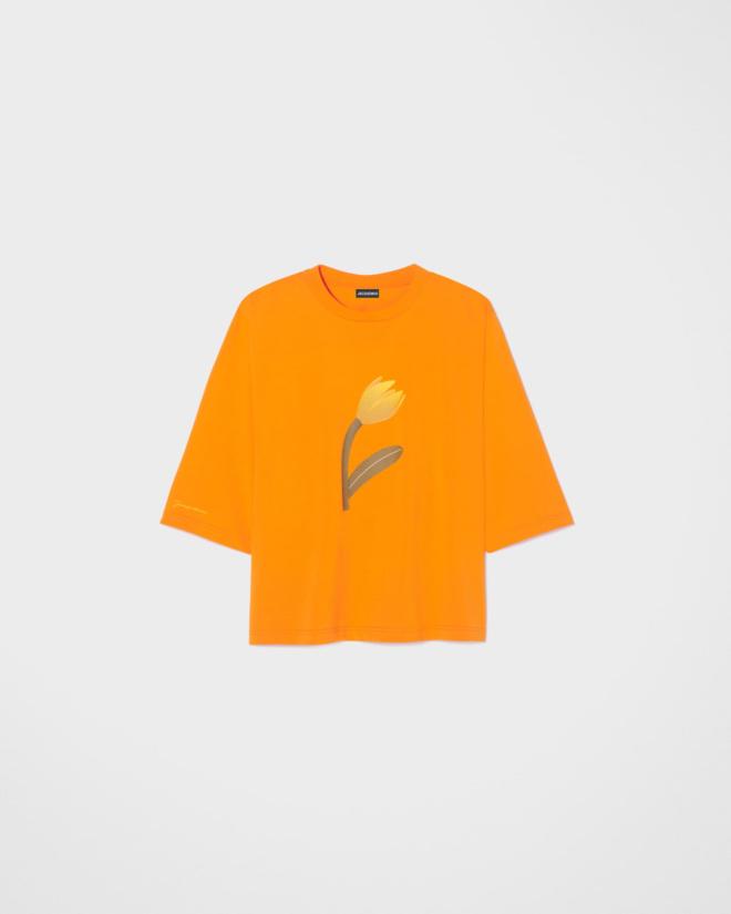Le t-shirt Tulipe