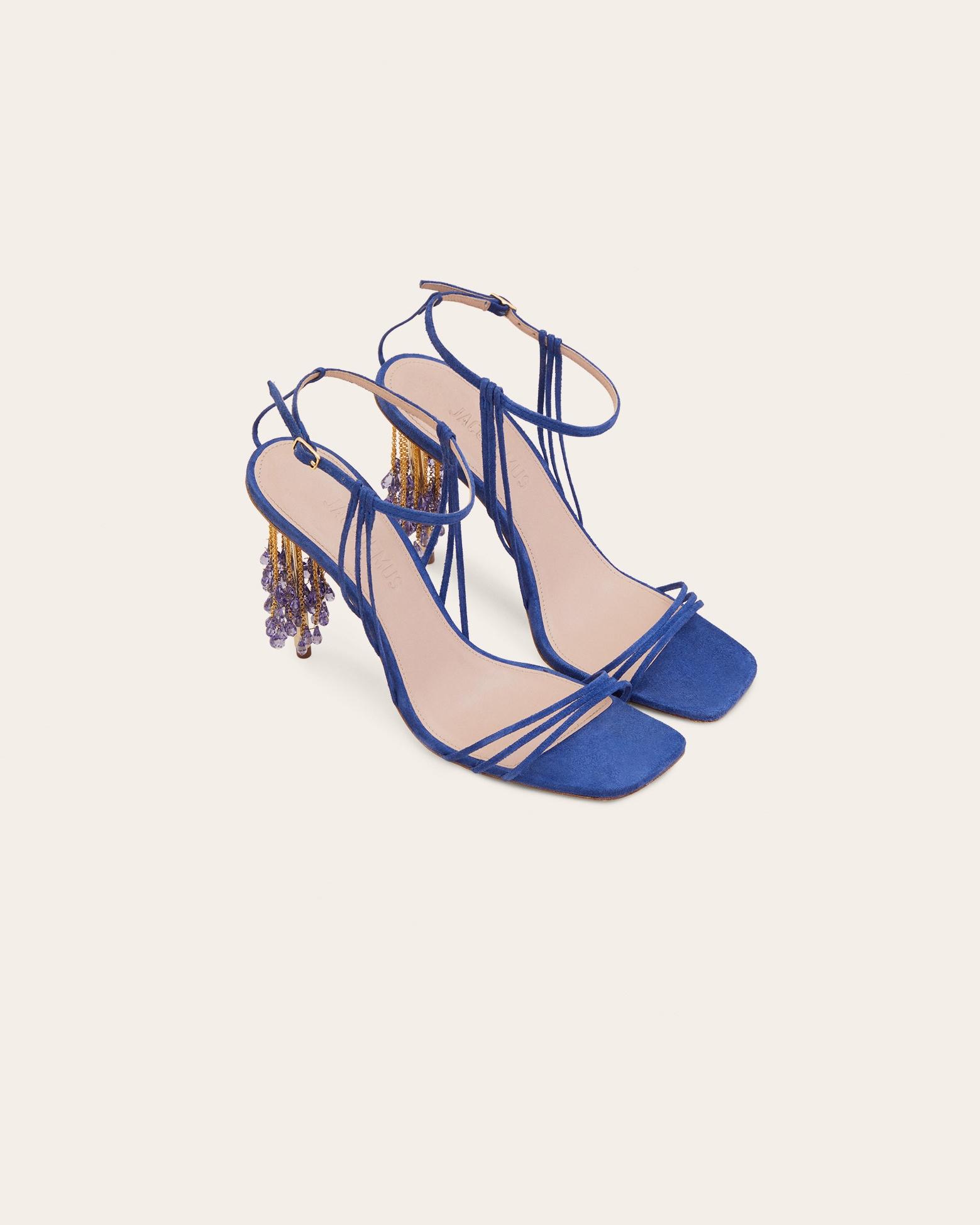 Les sandales Lavandes
