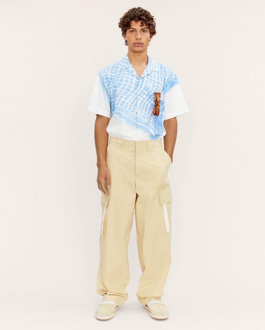 Le pantalon Alzu