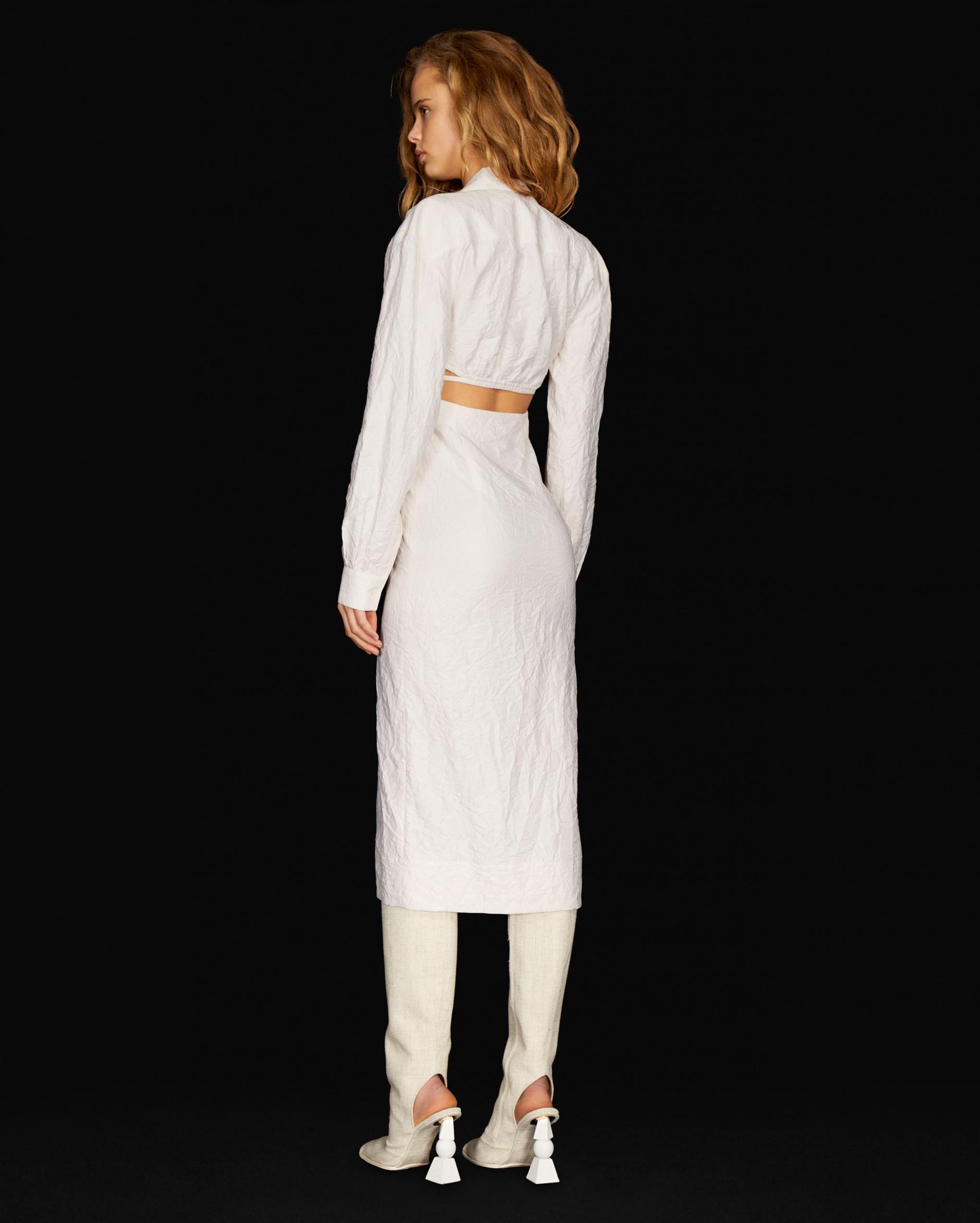 La robe Cavaou