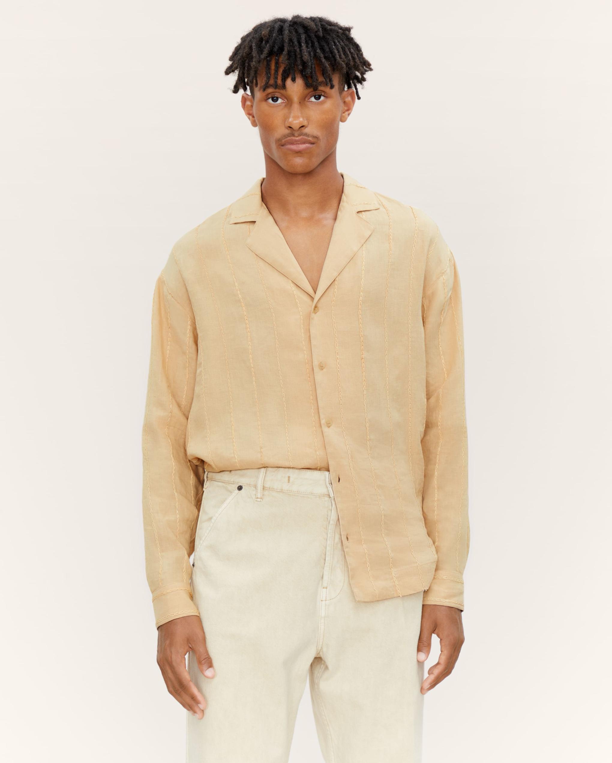 La chemise Raphia