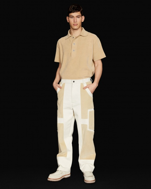 Le pantalon Bellu