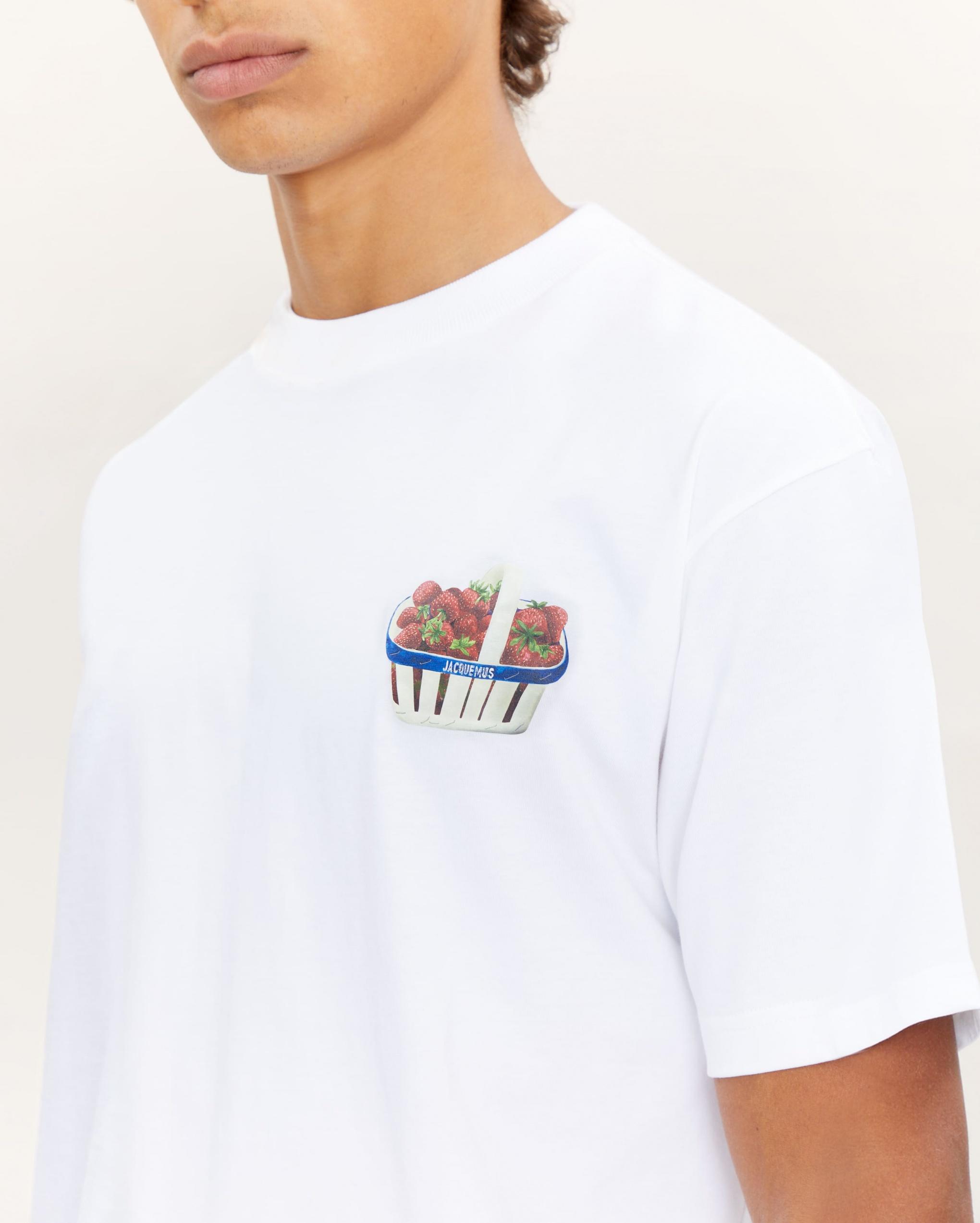 Le t-shirt Fraises
