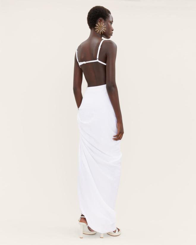 La robe Saudade longue