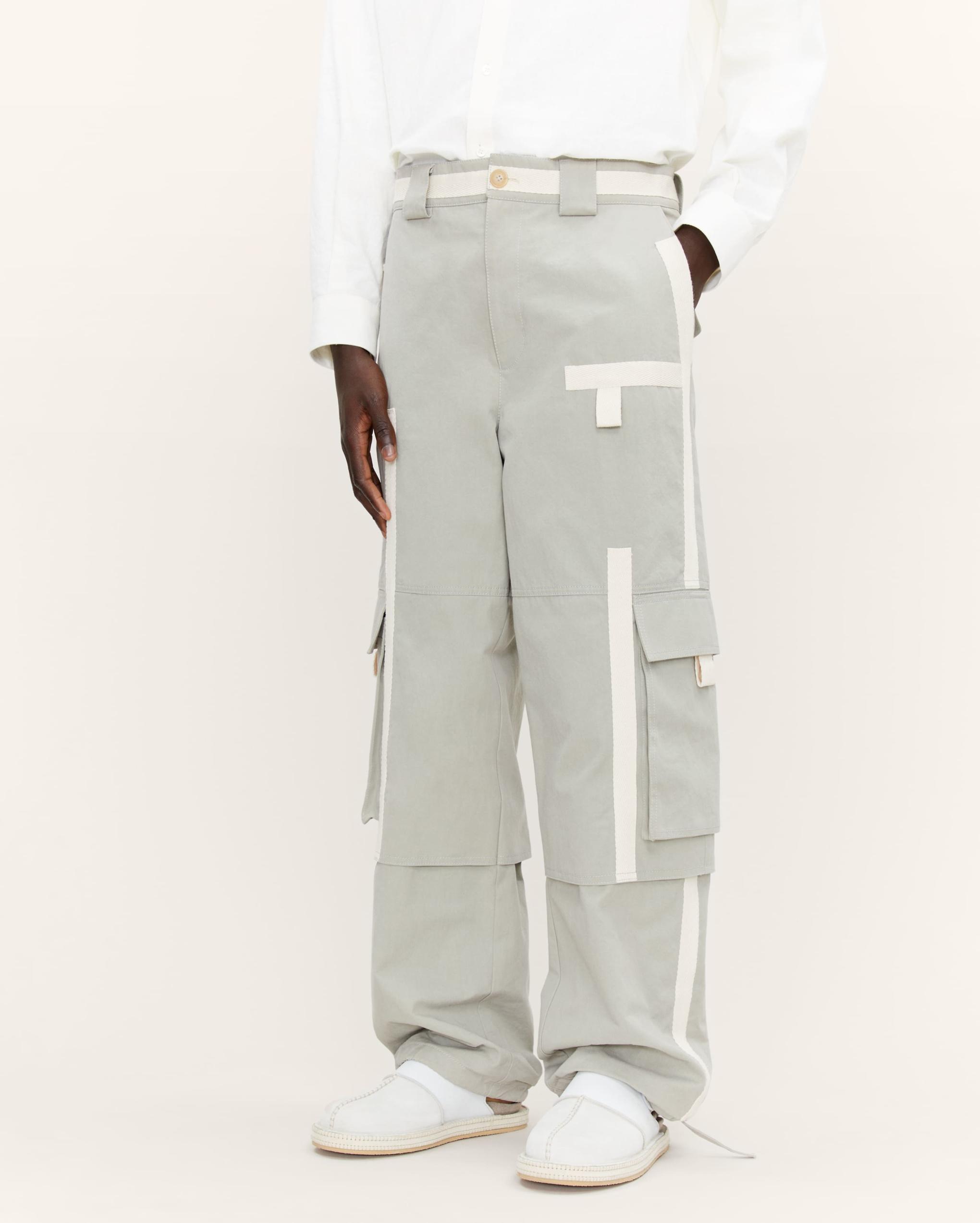 Le pantalon Grain