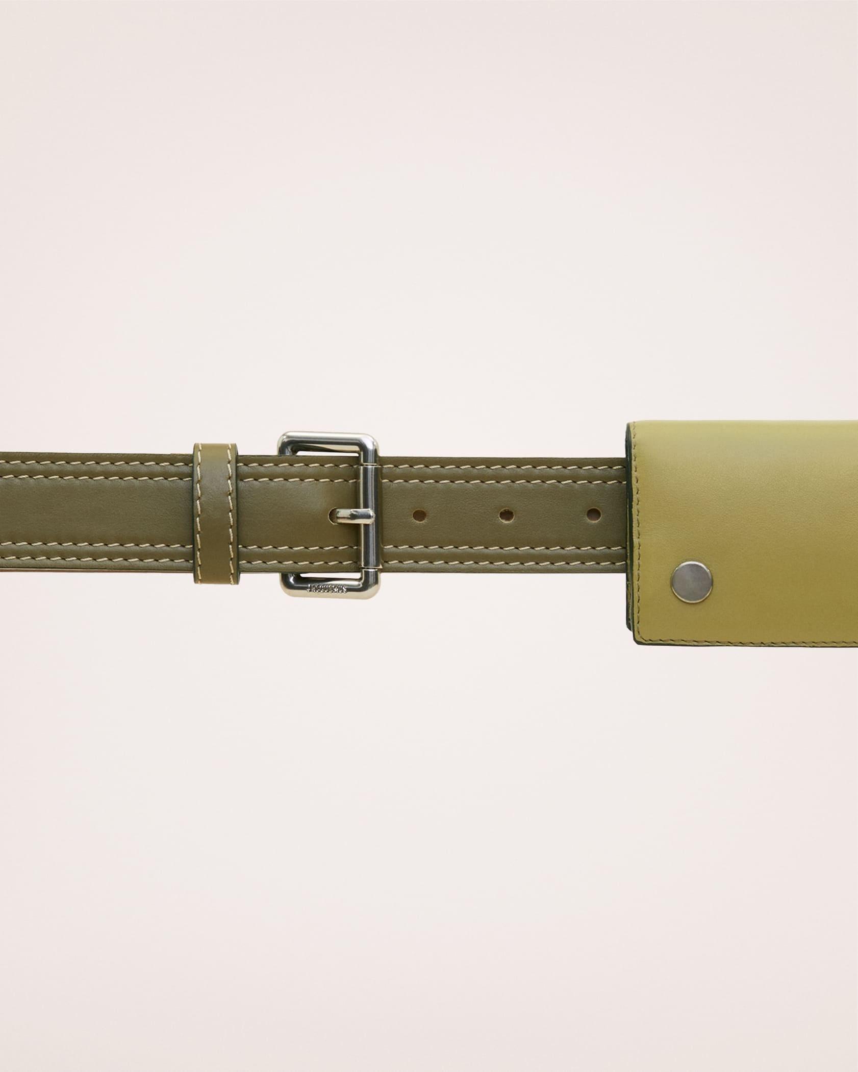La ceinture Olive
