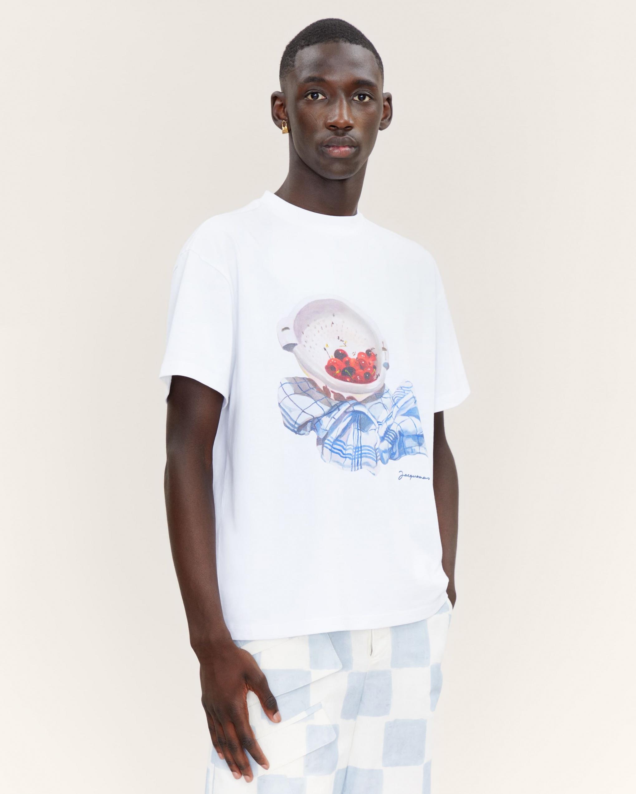 Le t-shirt Cerises