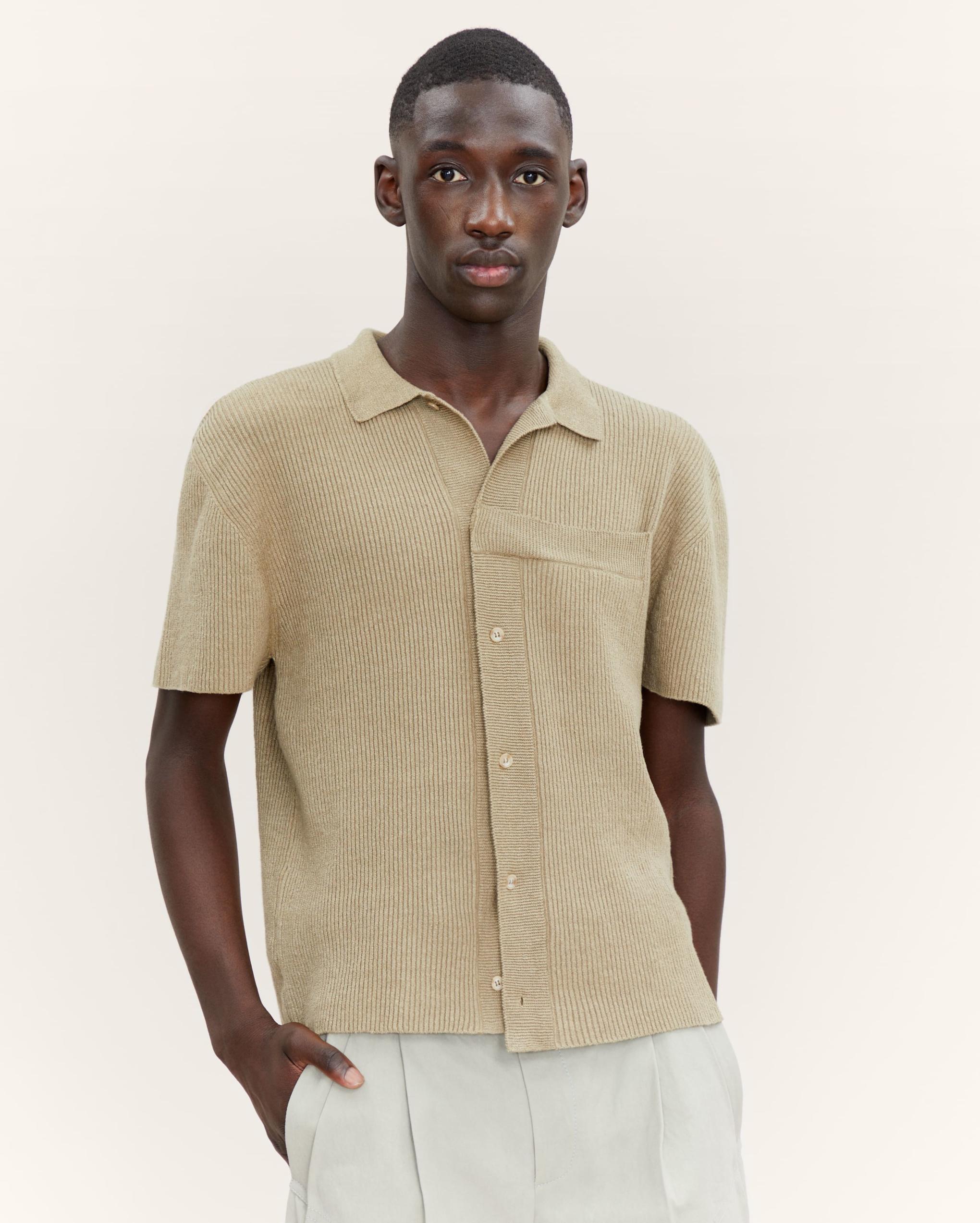 La chemise maille