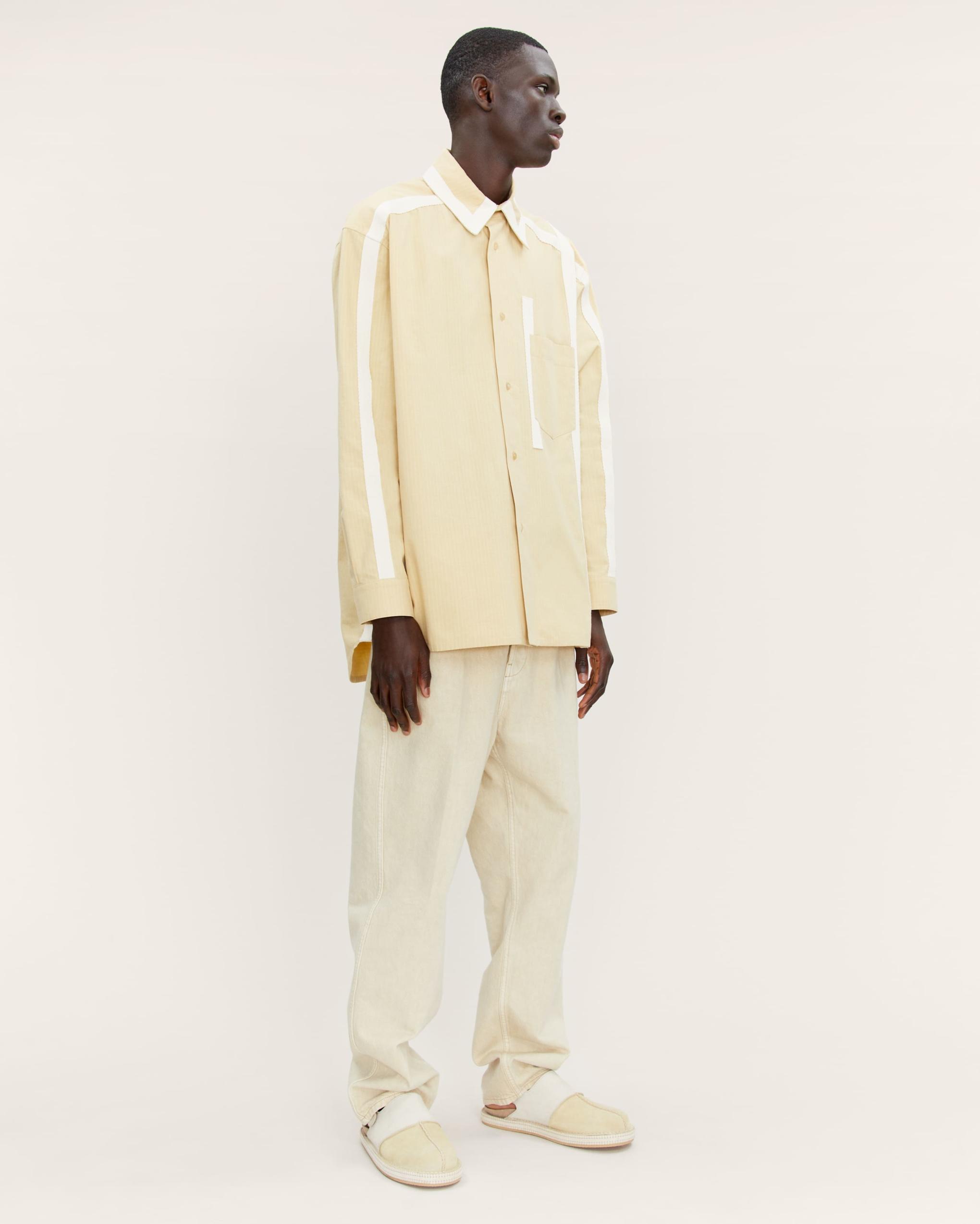 La chemise Grain