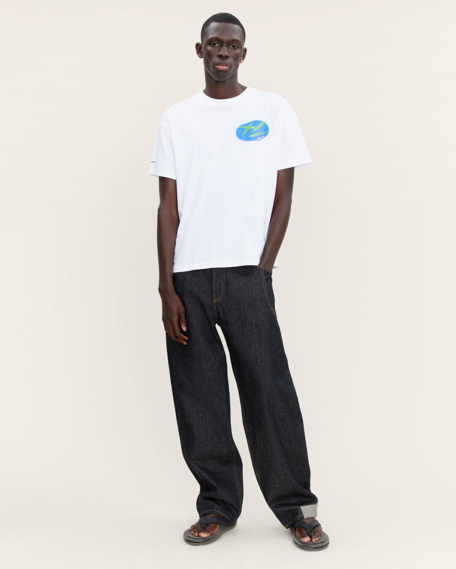 Le t-shirt Haricots
