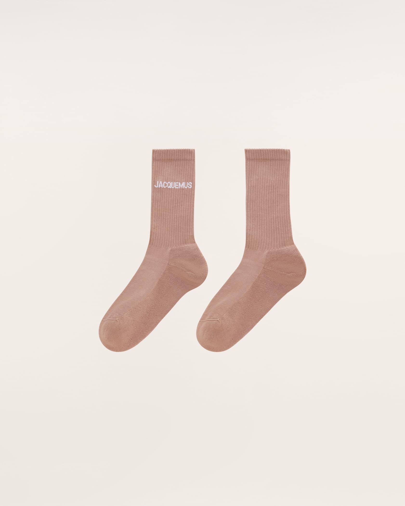 Les chaussettes Jacquemus