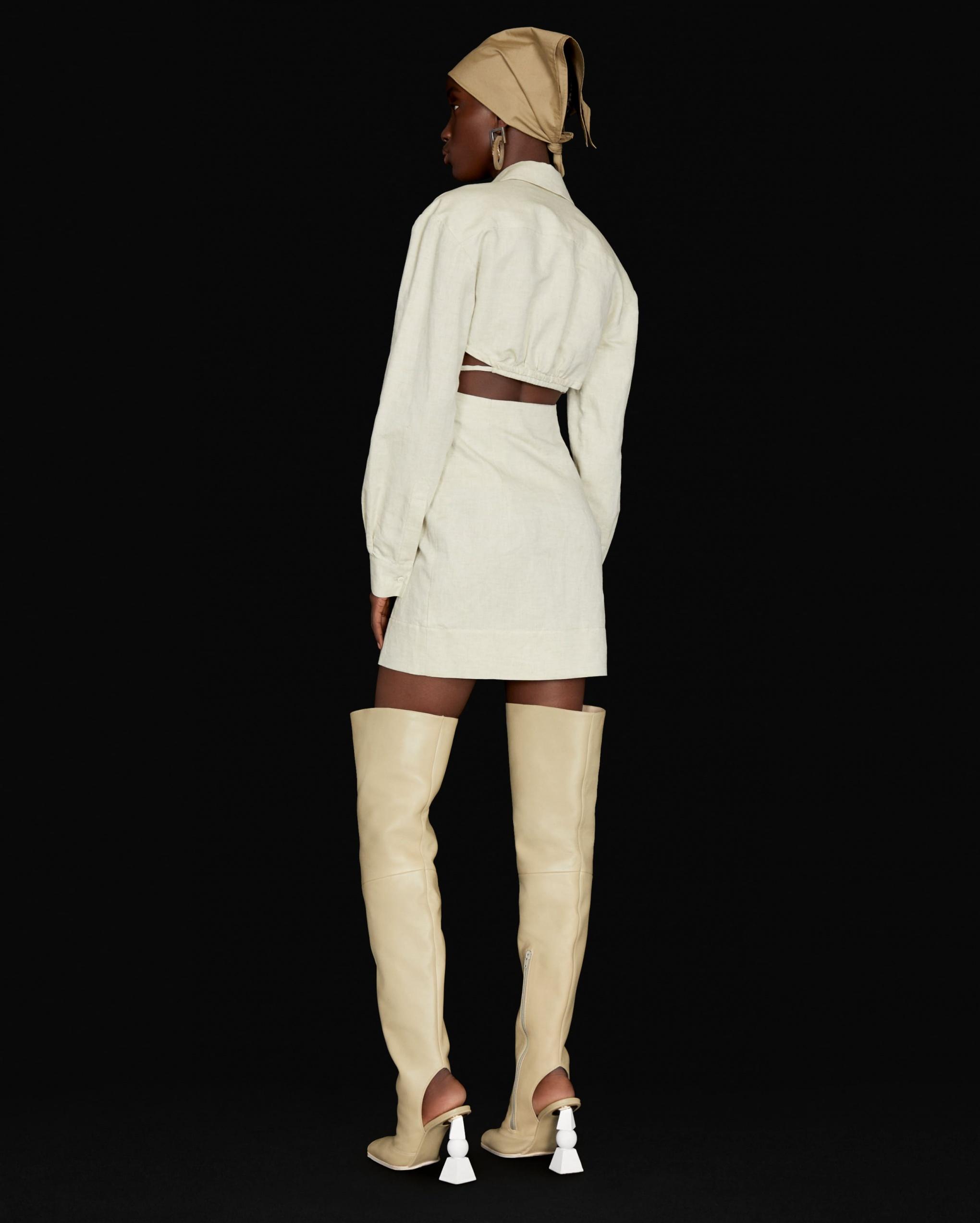 La robe Cavaou courte
