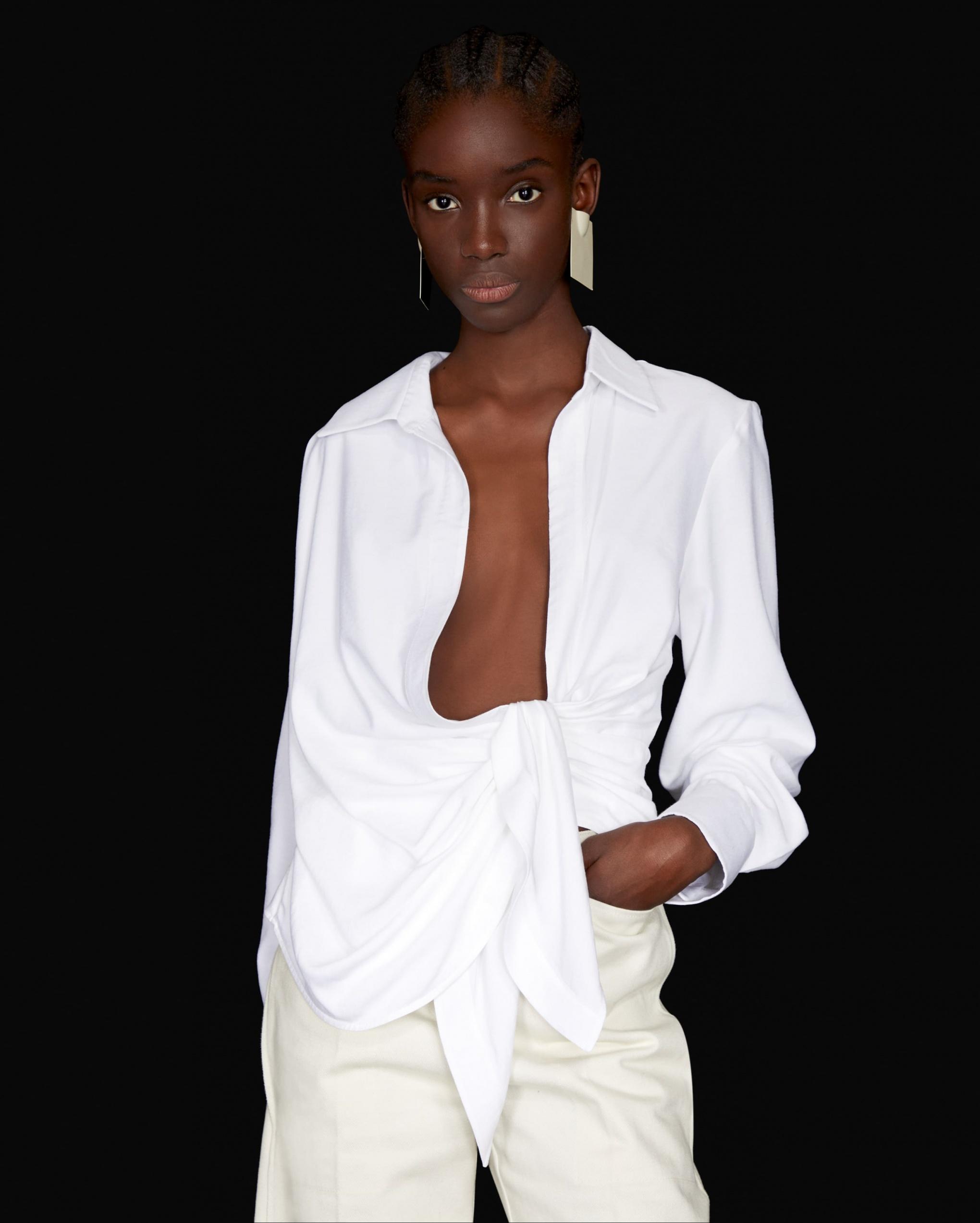 La chemise Bahia