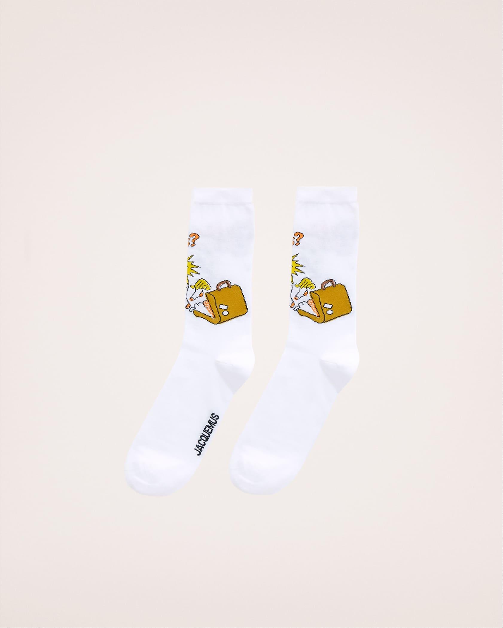 Les chaussettes Jacques