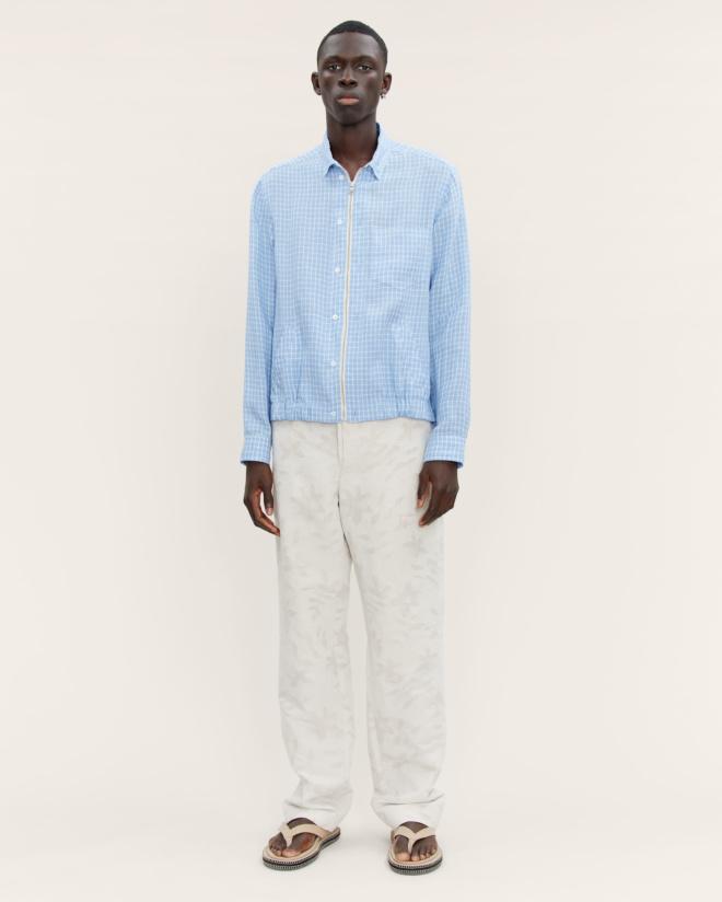 Le blouson chemise