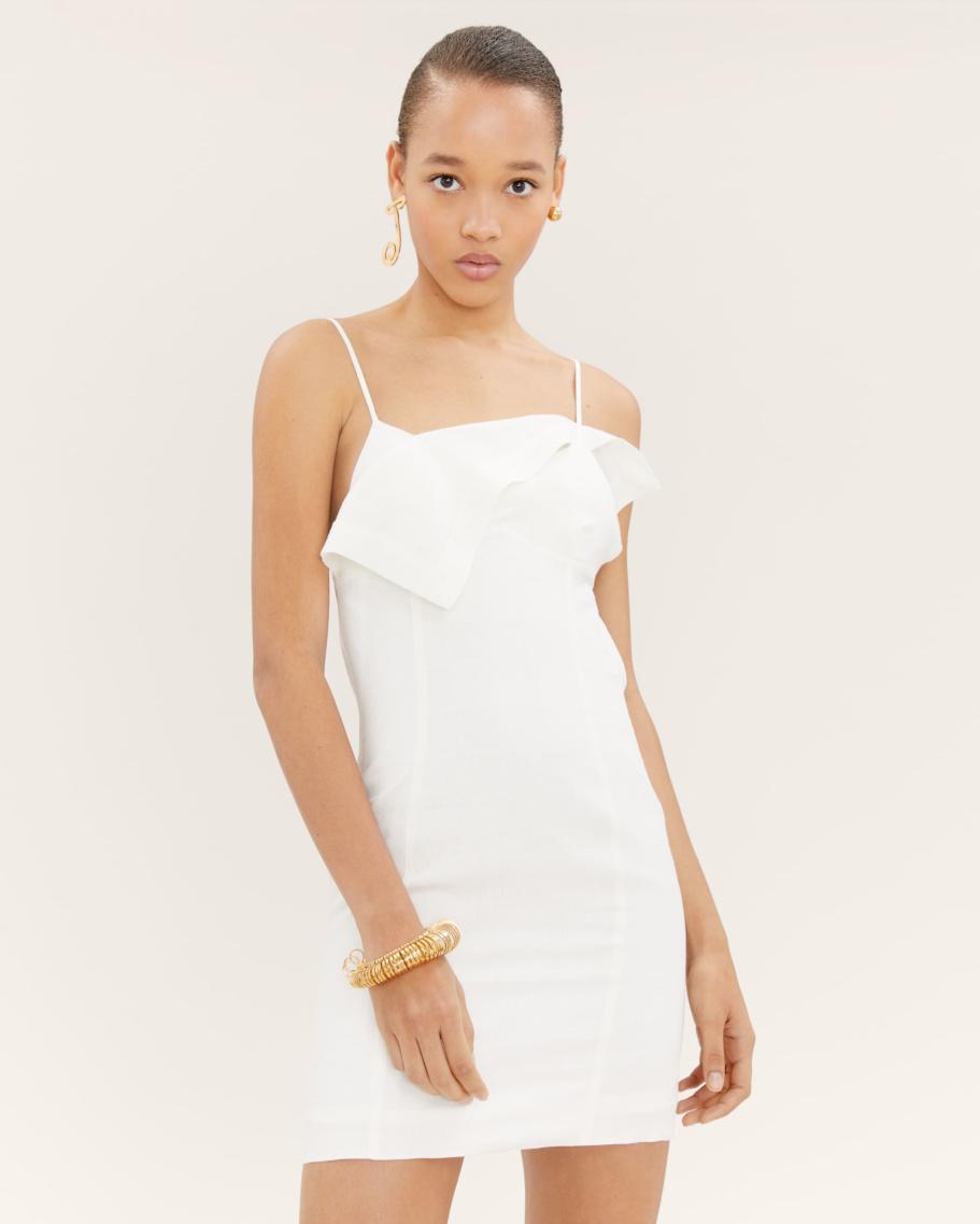 La robe Drap