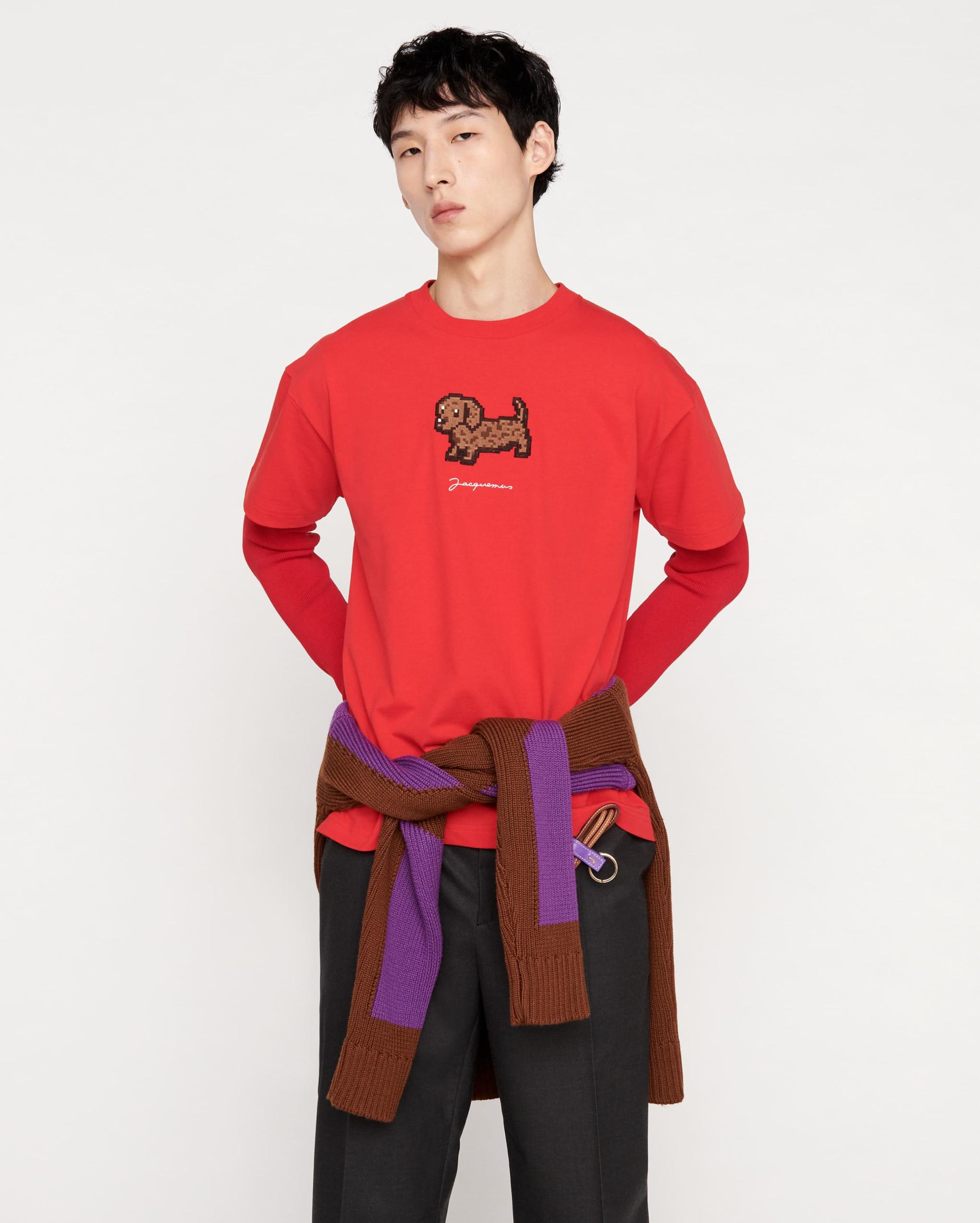 Le t-shirt Pistoun